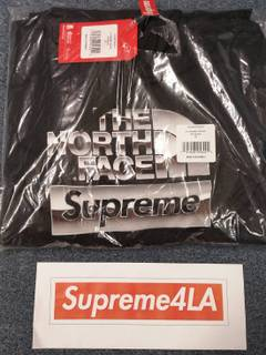 The north face grailed supreme the north face supreme the north face metallic logo hooded sweatshirt black m 1000 gumiabroncs Image collections
