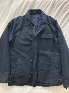 Fabric Brand   Co. Fleece Back deck Jacket e065f0103