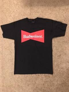 b43674f3351 Alife × Budweiser alife Budweiser T-shirt Black