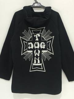 Rare!! Dog Town Black Dragon Sweatshirt Spell Out Pullover Crewneck Long Sleeves Xlarge Size