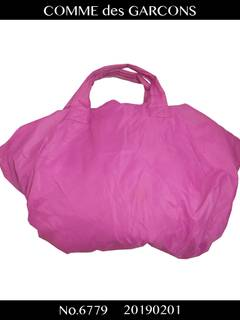 e1911e3e0aa Comme Des Garcons Homme Plus COMME des GARCONS HOMME   Canvas shoulder bag