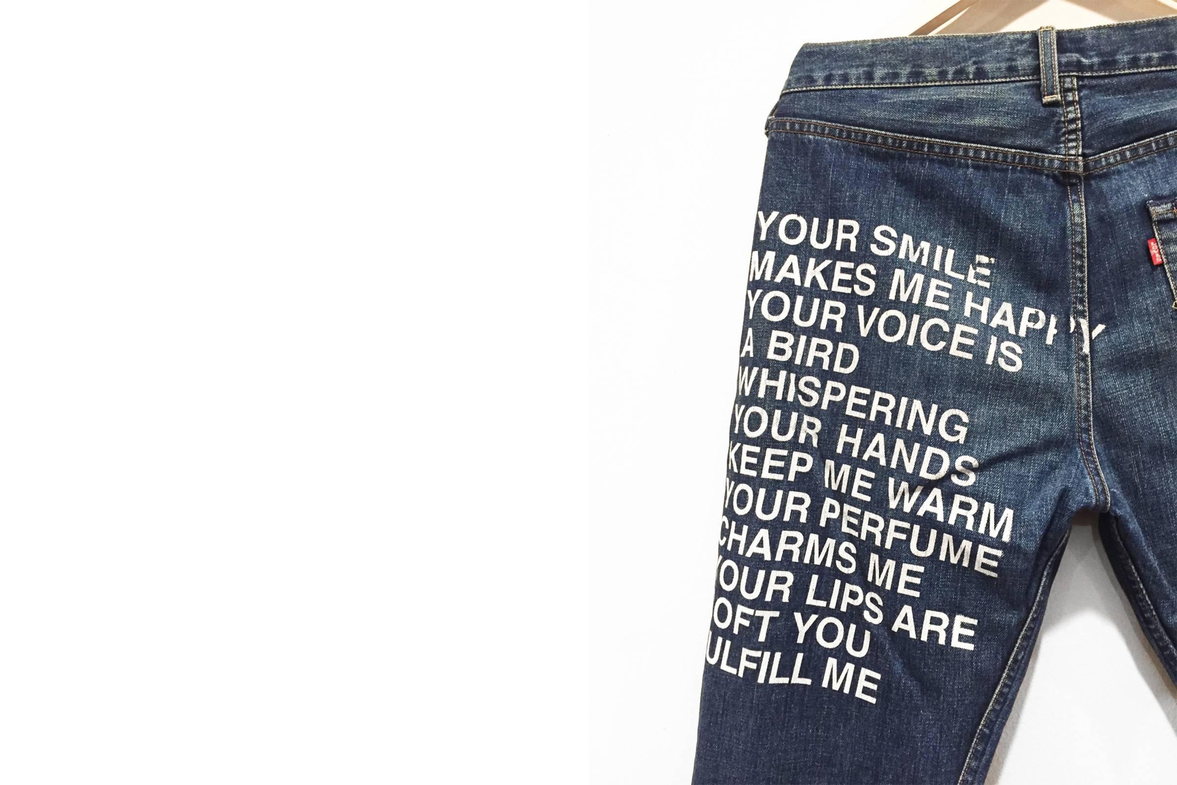 Levi Straight Leg Jeans For Men