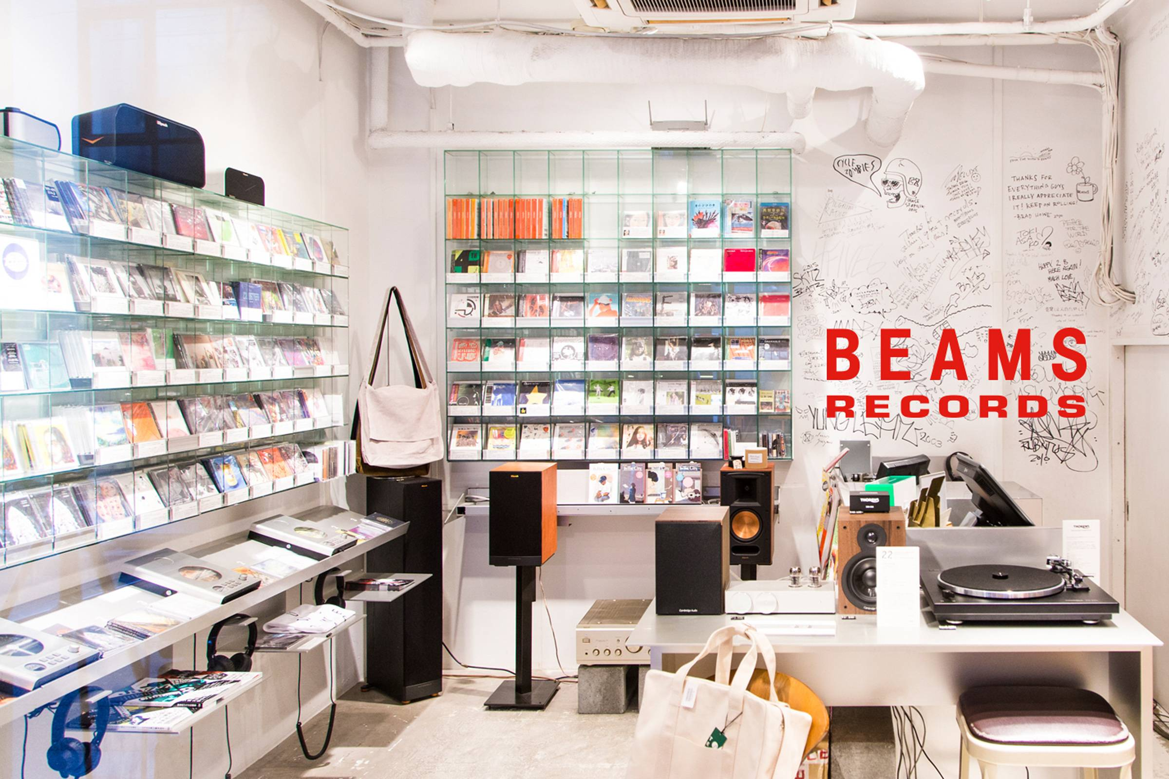 Influential japanese lifestyle and apparel brand beams has - Beams Spread Into More And More Places In The Japanese Market New Sub Brands Included A Record Label Beams Records A Furniture Shop Beams Modern