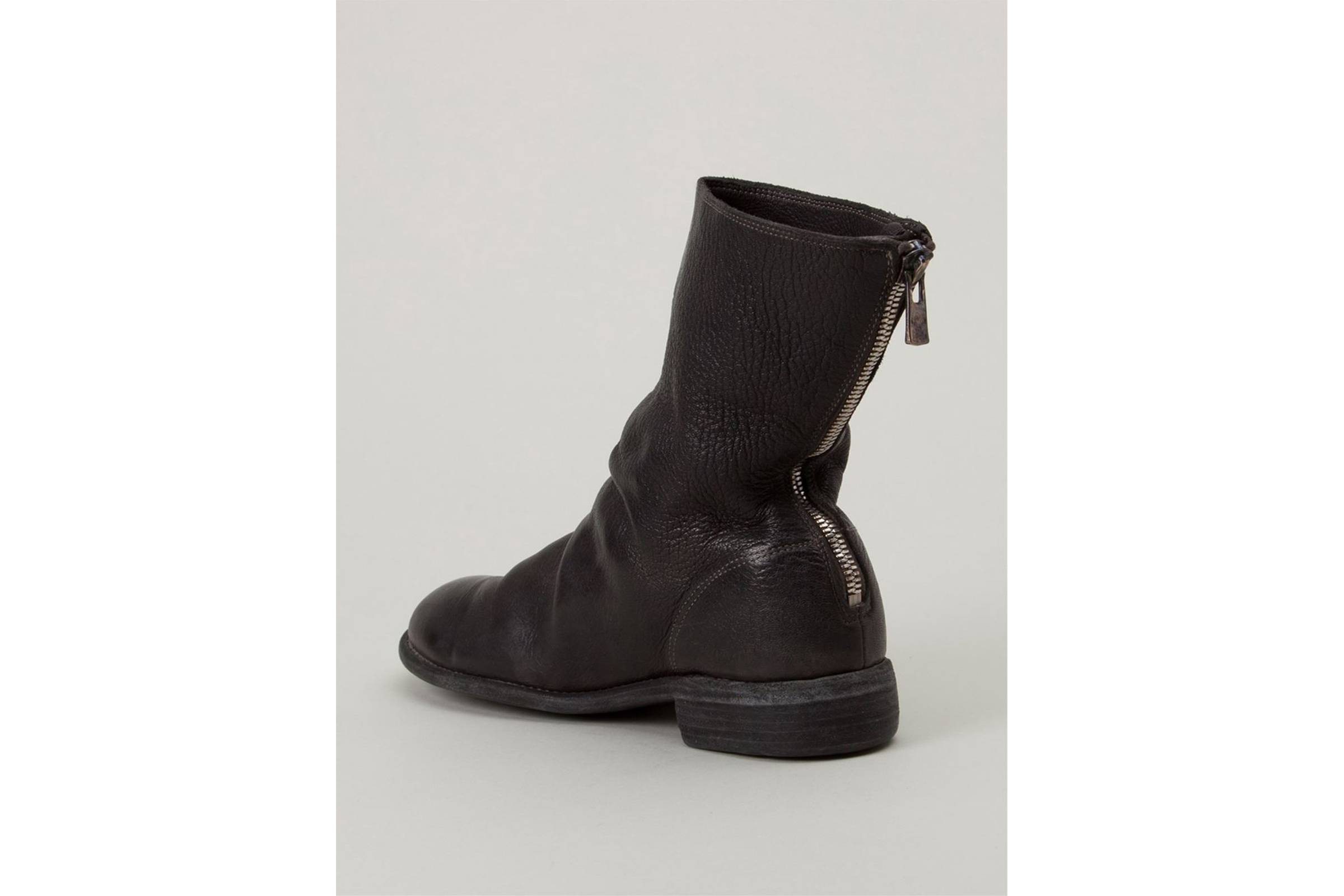 Our 10 Favorite Designer Boots Best Grailed Standard Military Wire Harness Lacing Guidi Back Zip