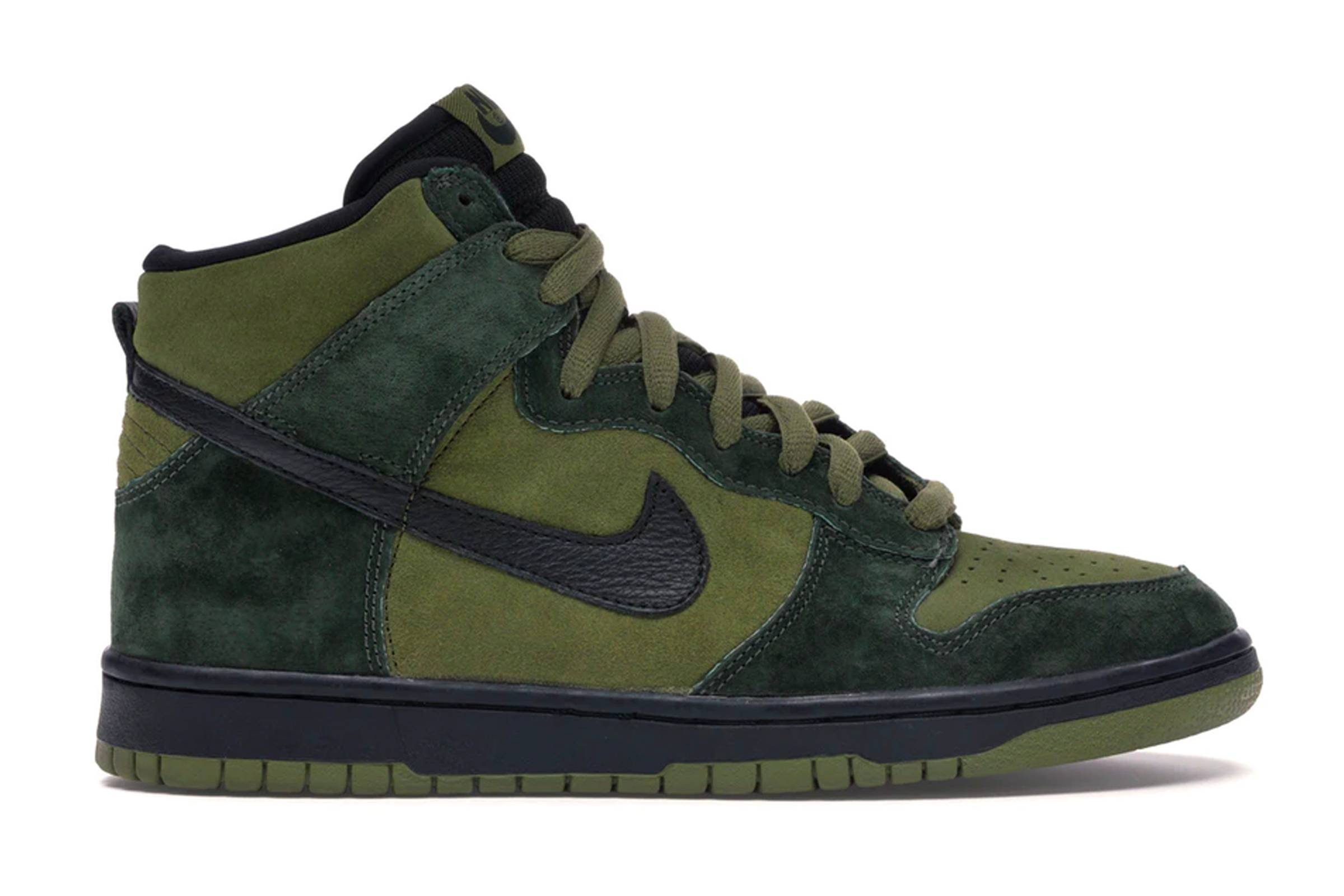 "Nike SB Dunk High ""Hulk"""