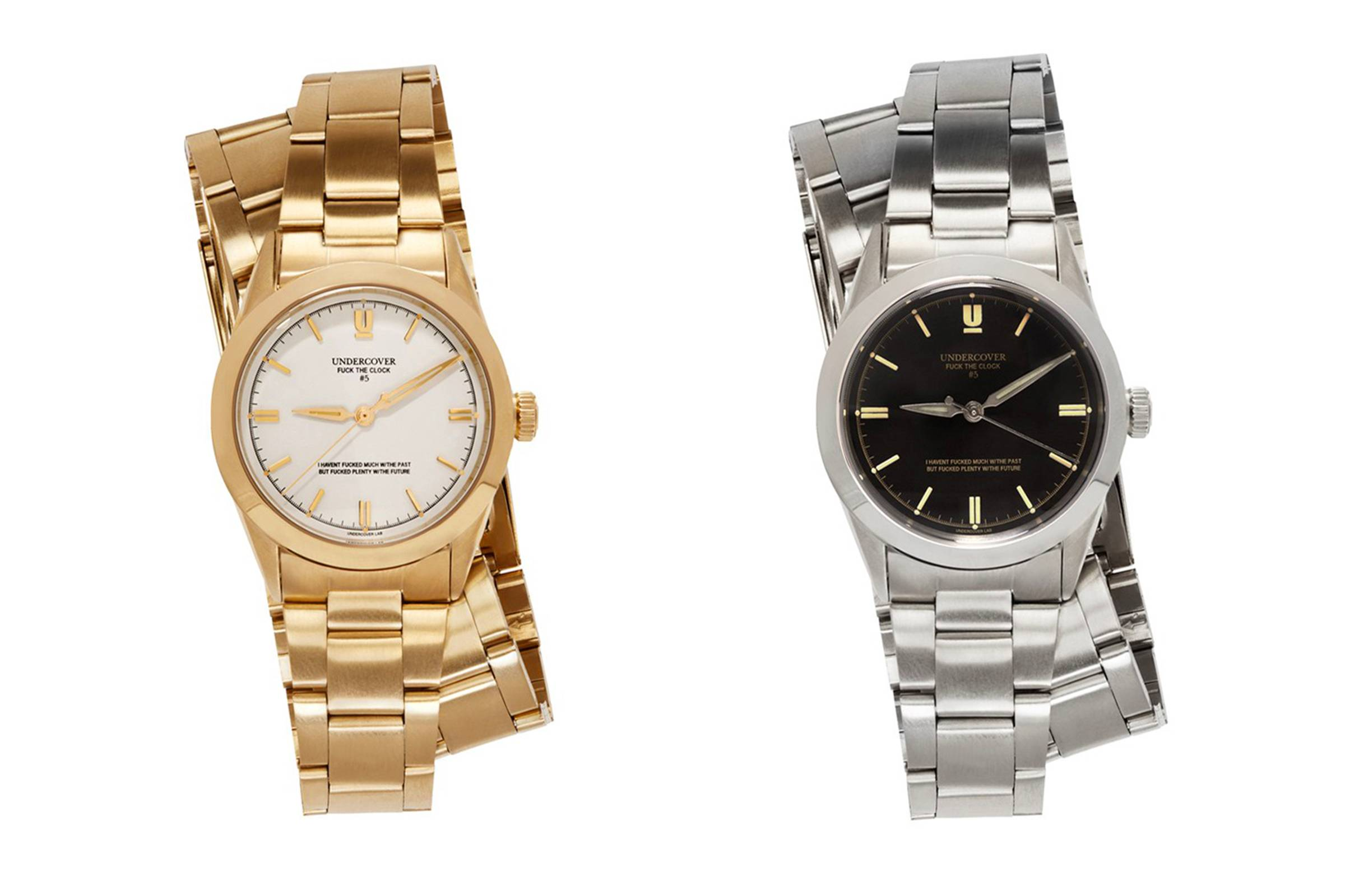 Undercover Double Wrap Watch