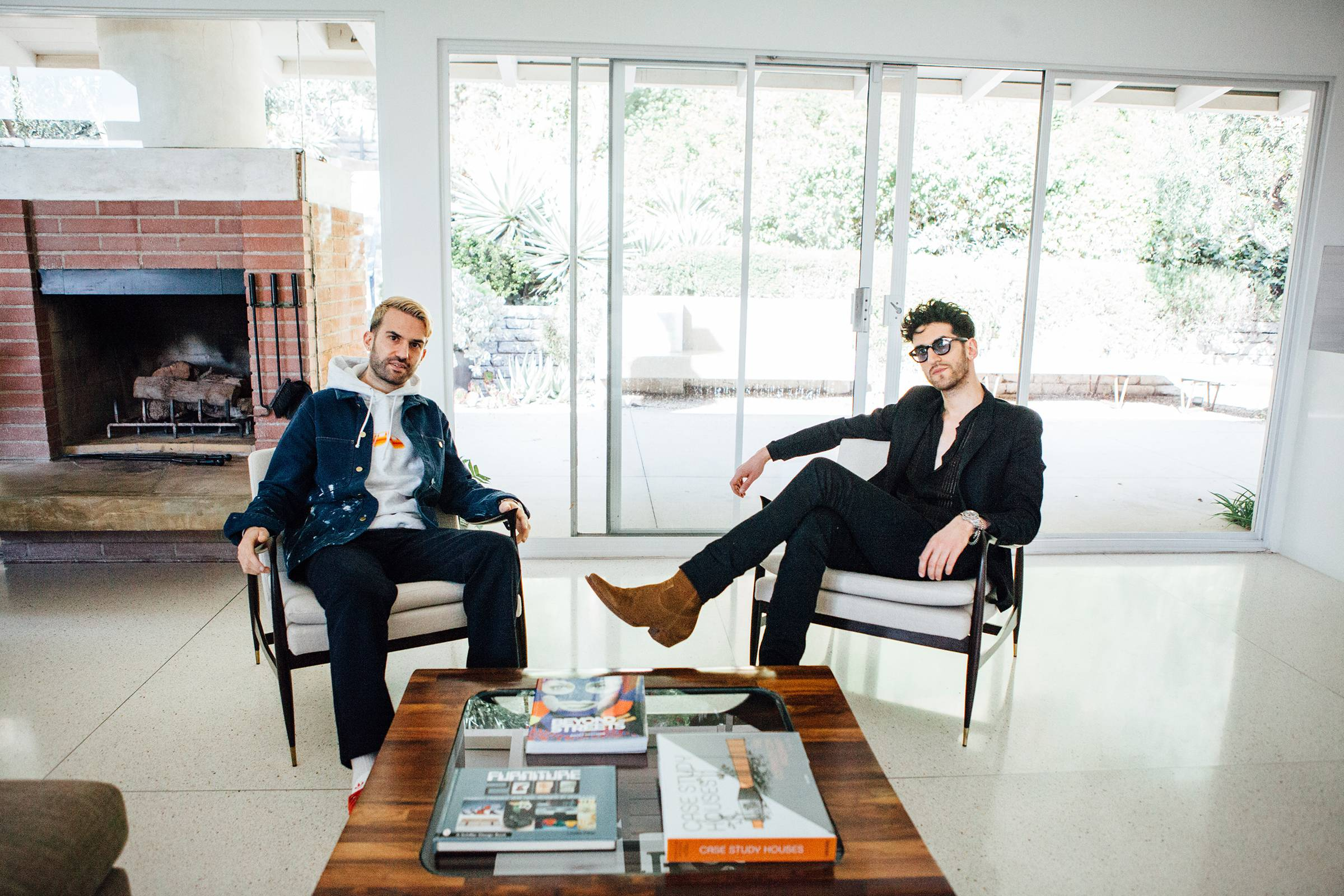 Where Style Meets Substance: A Conversation and Sale with the Macklovitch Brothers, A-Trak and Dave 1