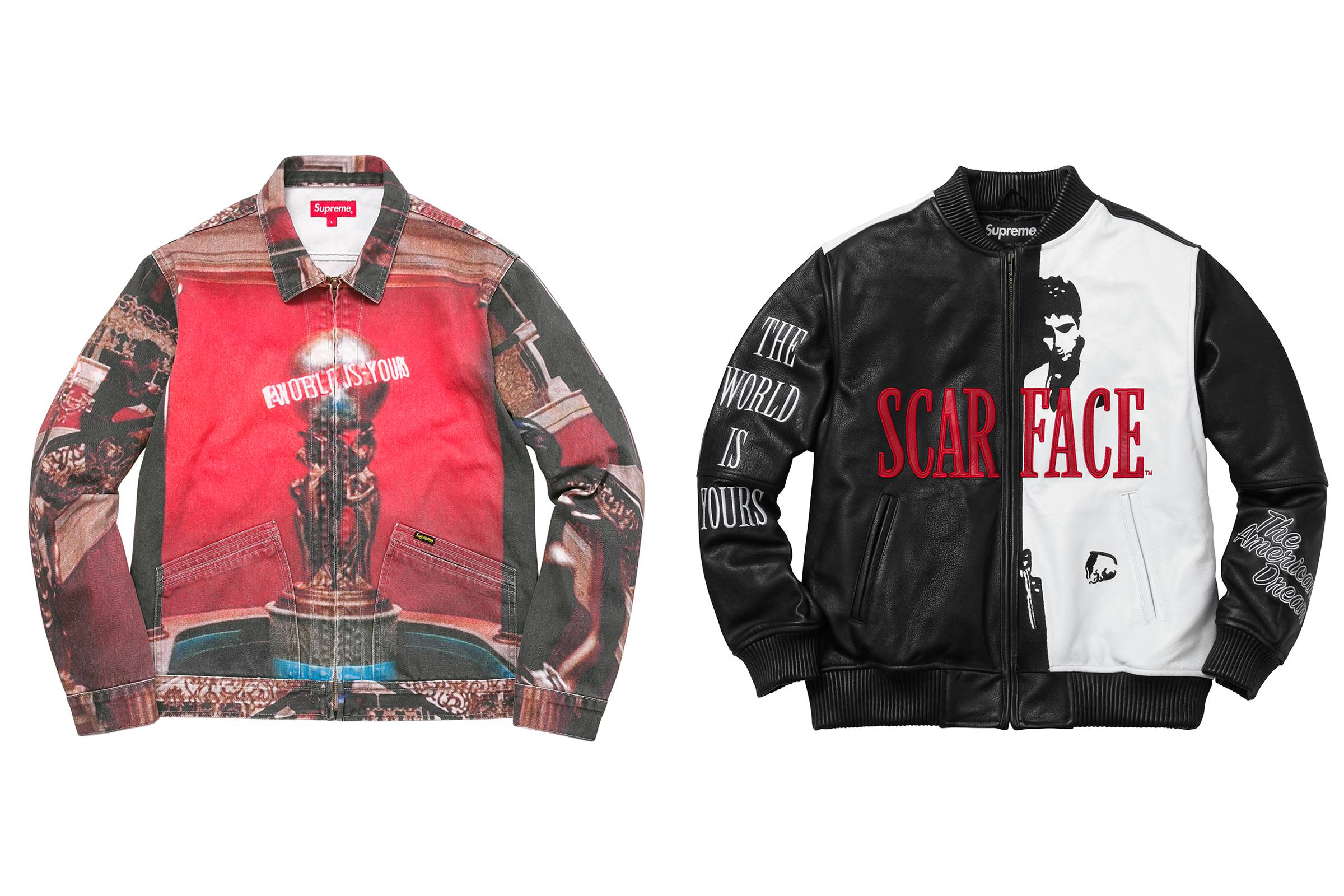 """Scarface"" Collection"