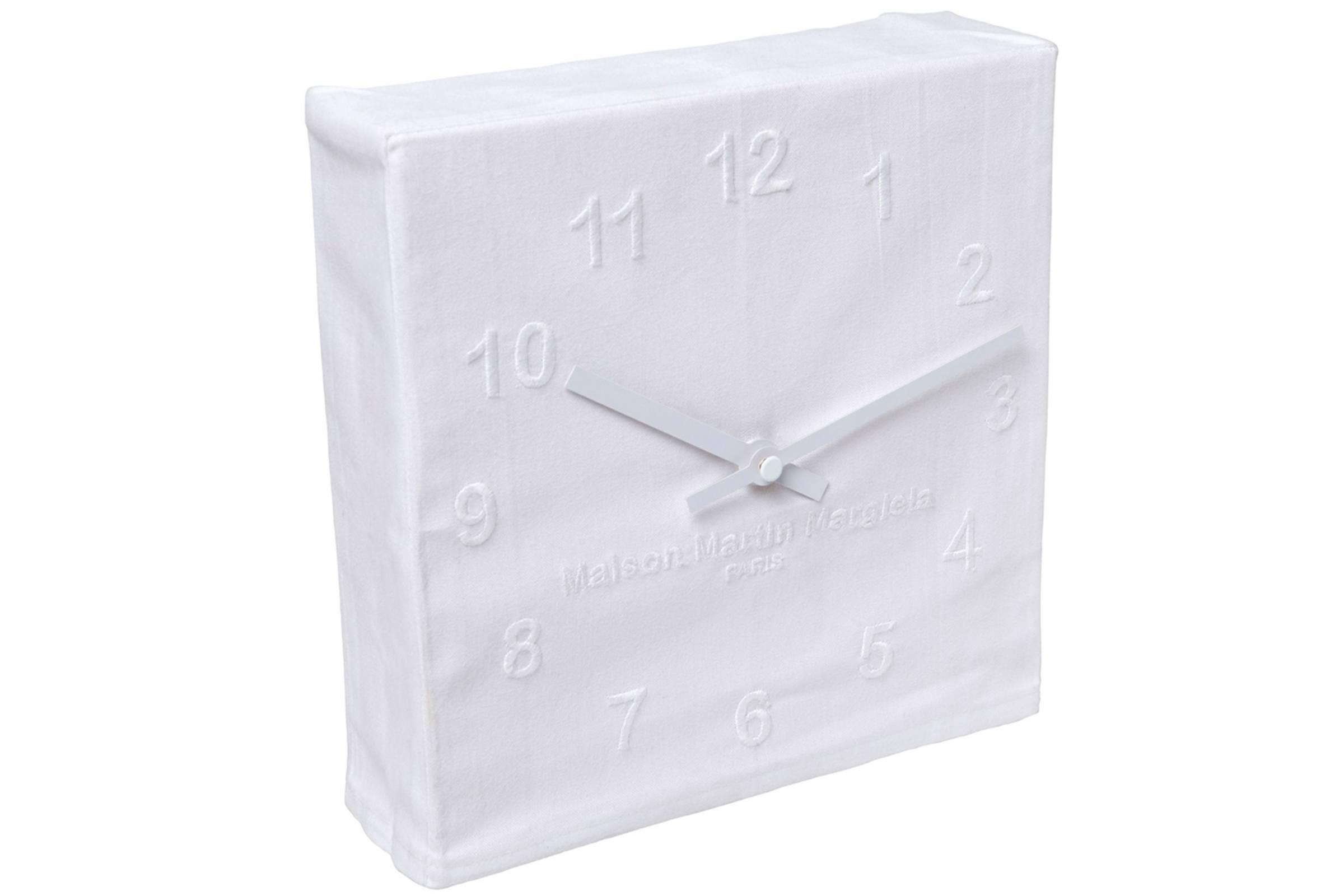 Maison Margiela Embroidered Clock