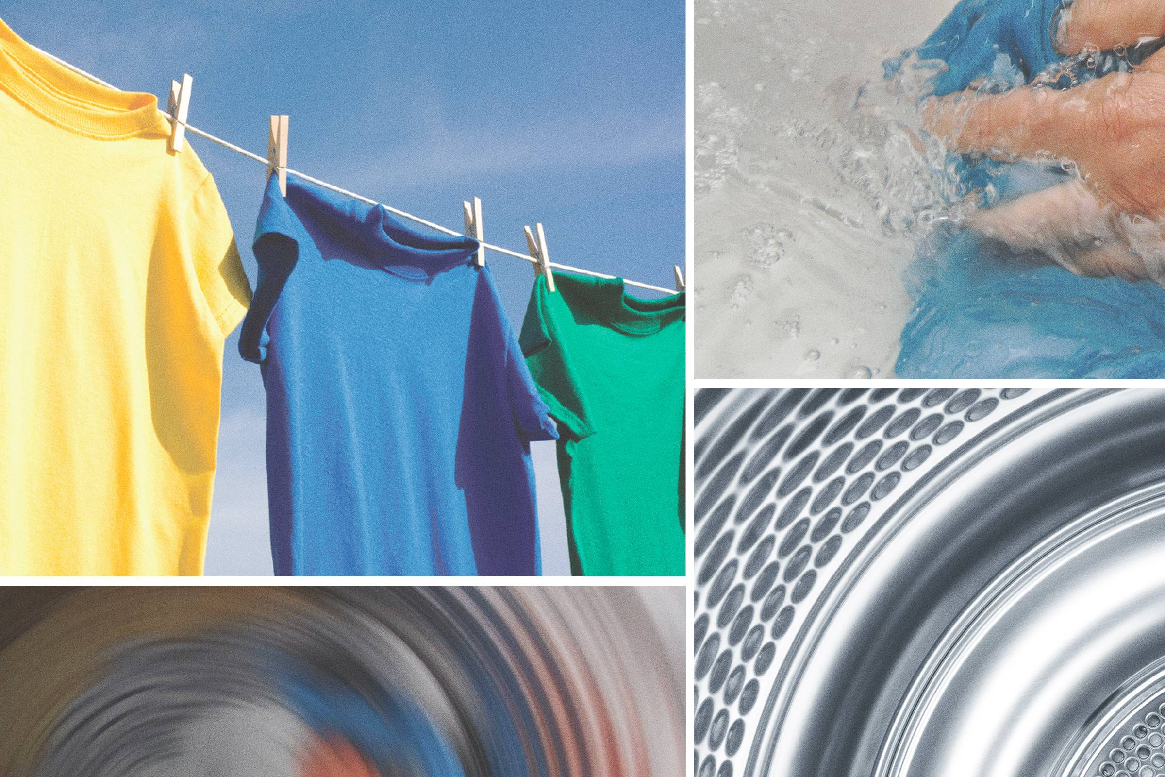 How to Disinfect and Launder Clothing