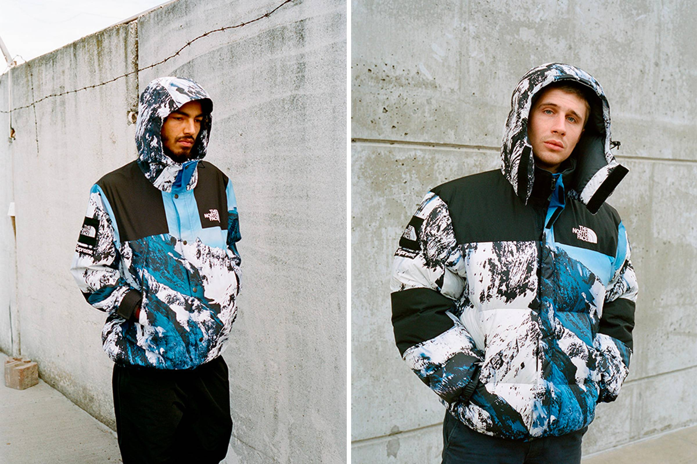 The North Face Mountain Collection