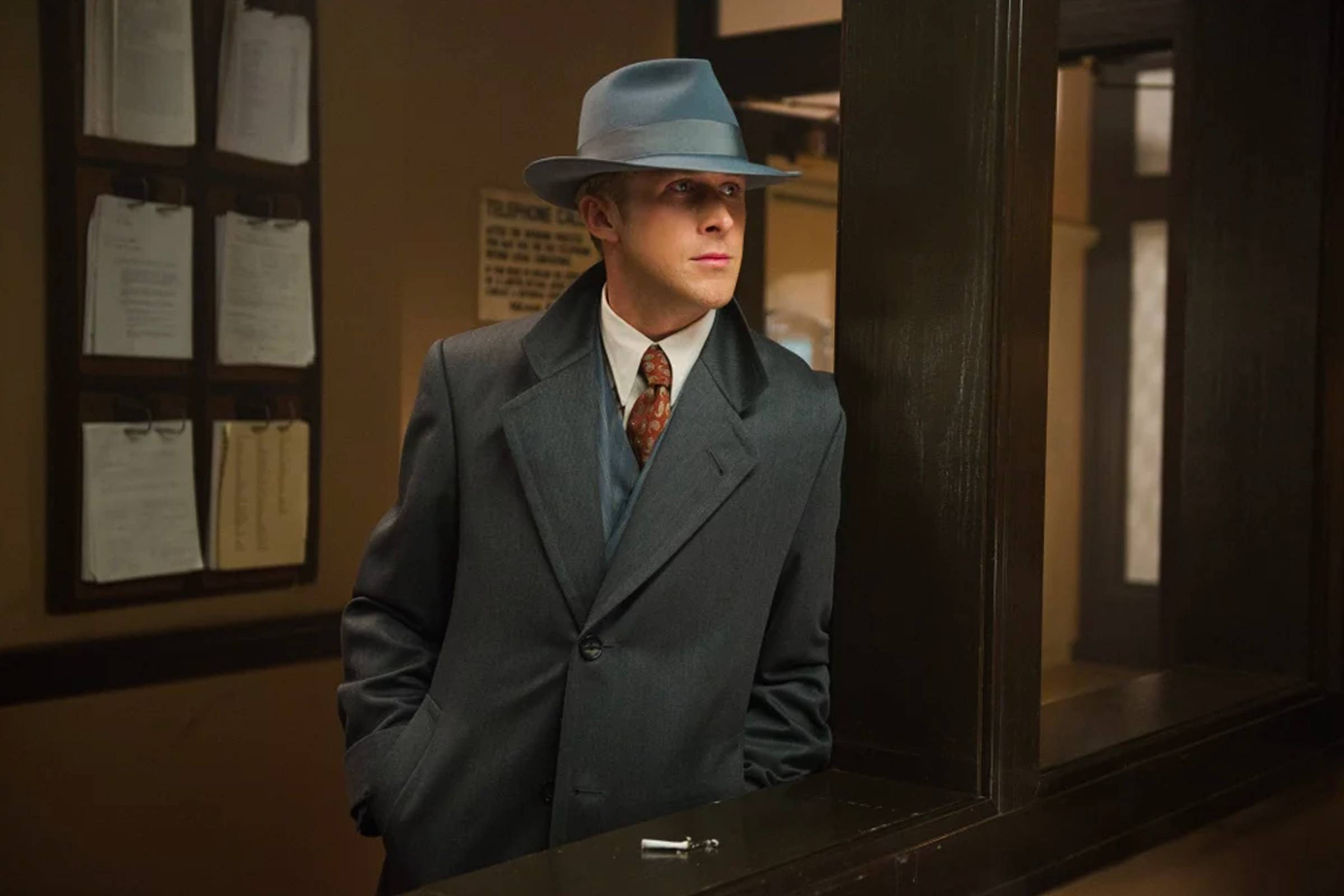 """Sergeant Jerry Wooters (""""Gangster Squad"""", 2013)"""