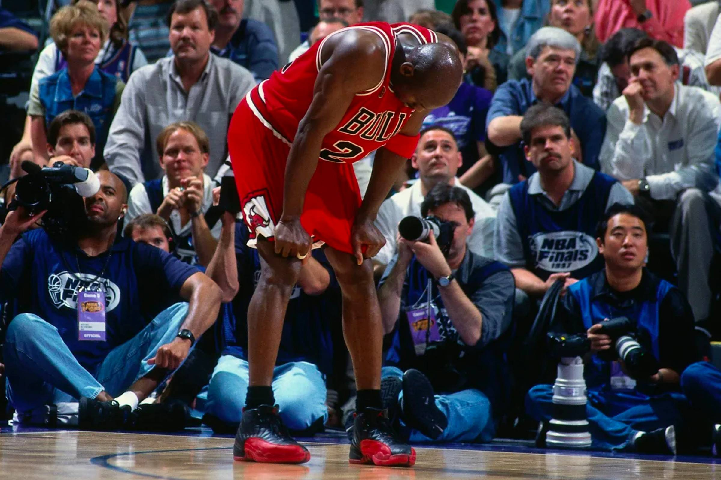 1997 NBA Finals, Game 5