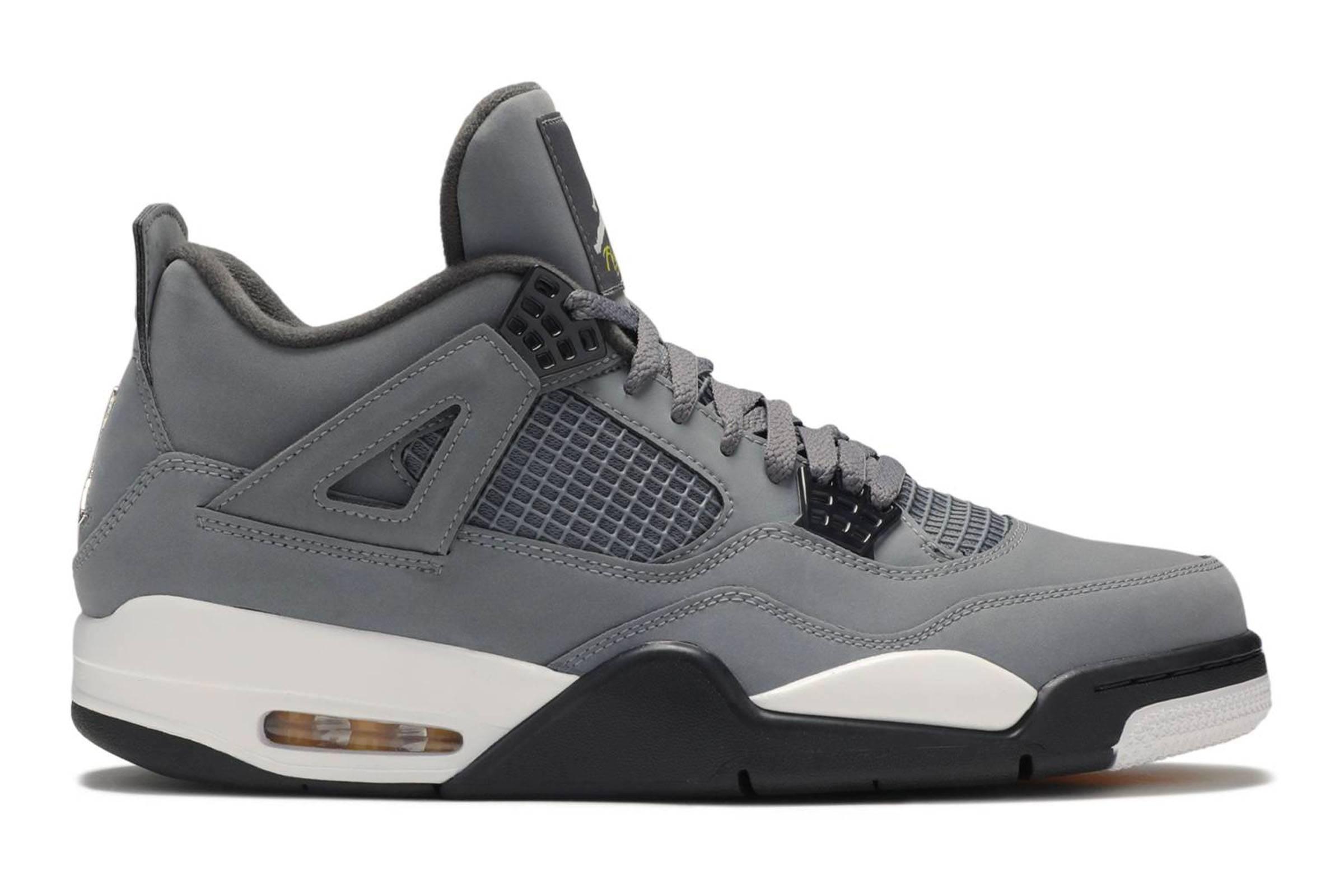 "Jordan IV ""Cool Grey"""