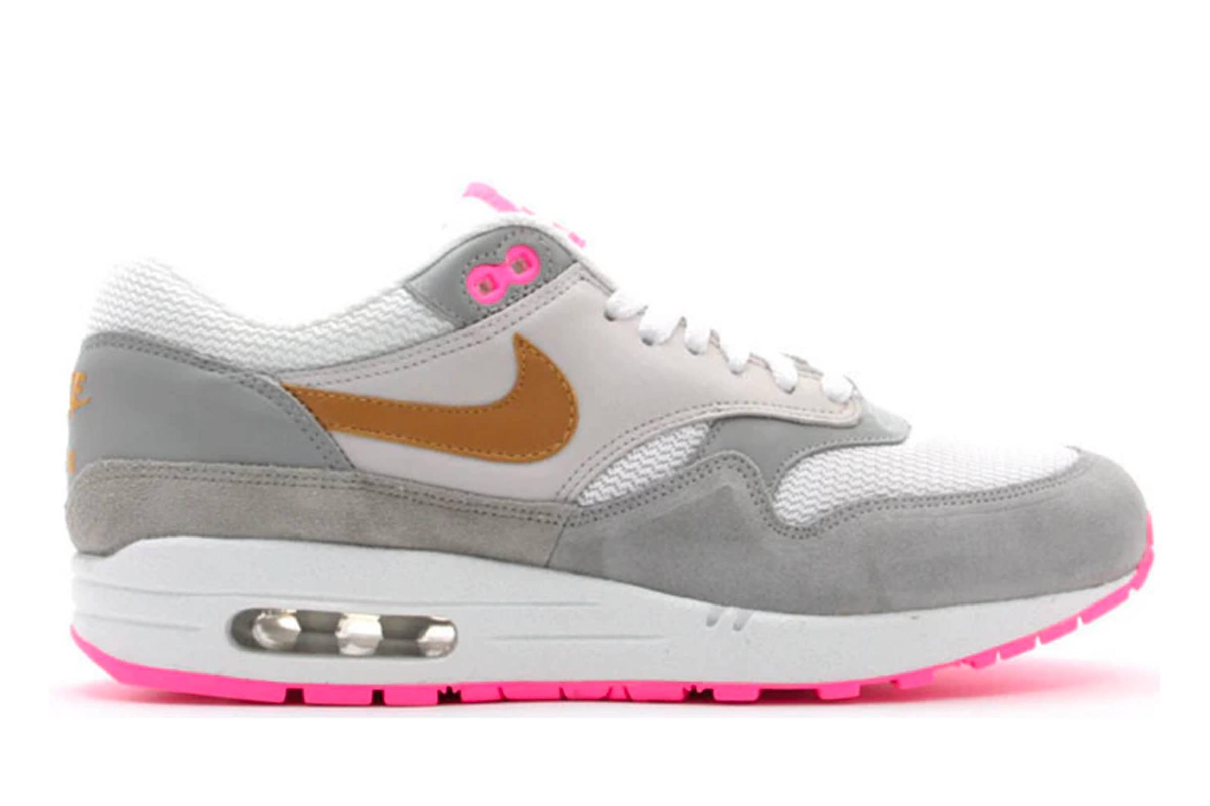 """Nike Air Max 1 """"Flamingo"""""""