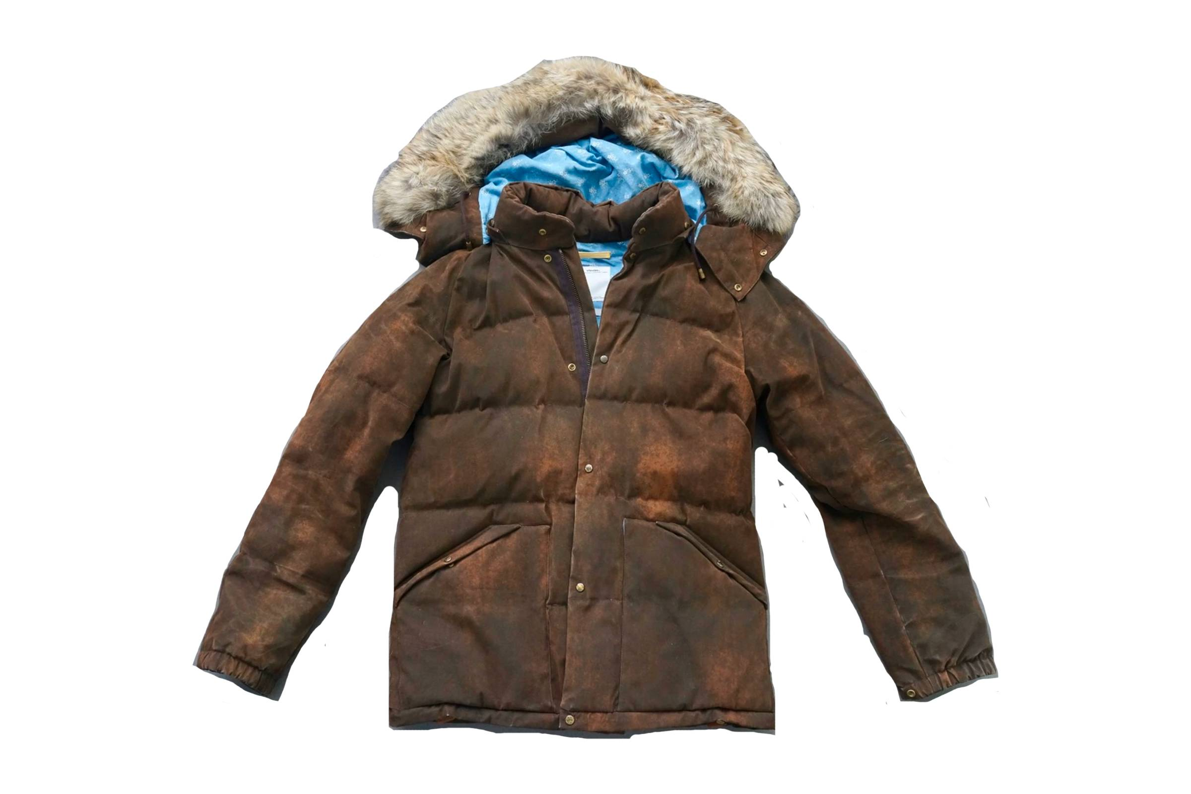 visvim Adventura IT Down Jacket