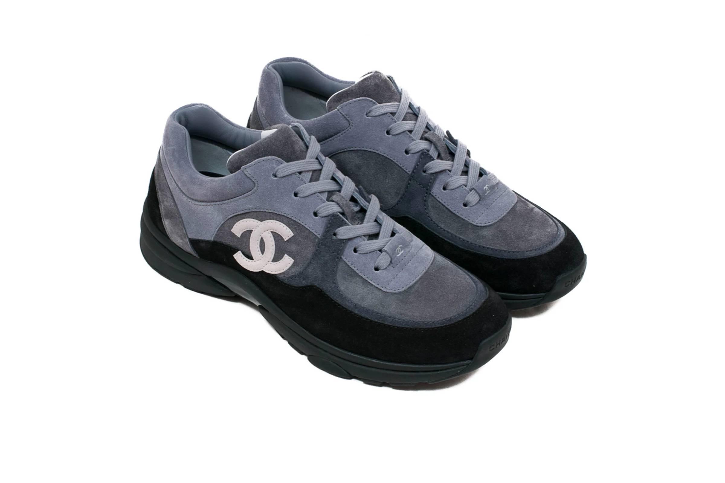 Chanel Low Top Sneaker