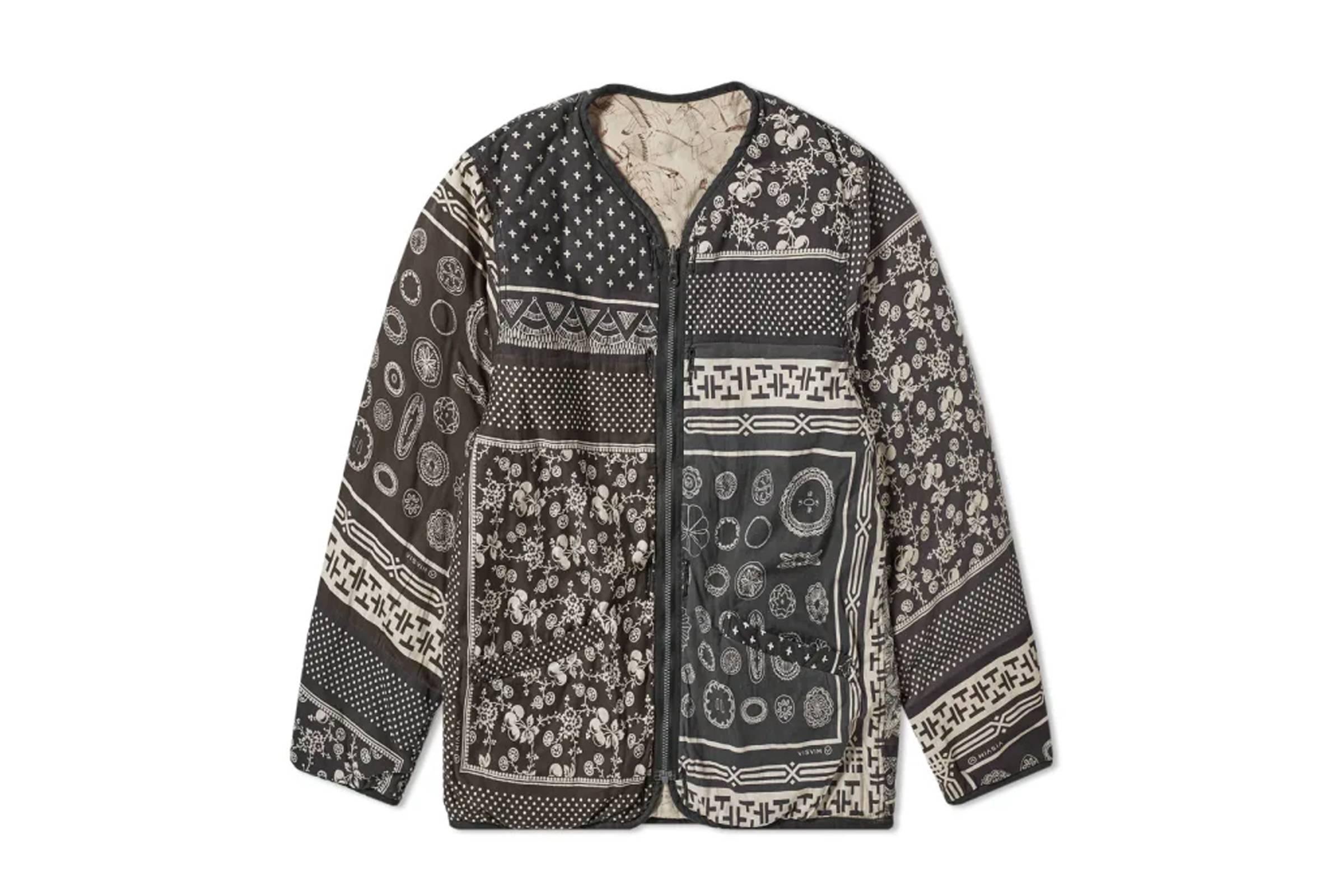 Visvim ICT Iris Kerchief Liner Jacket