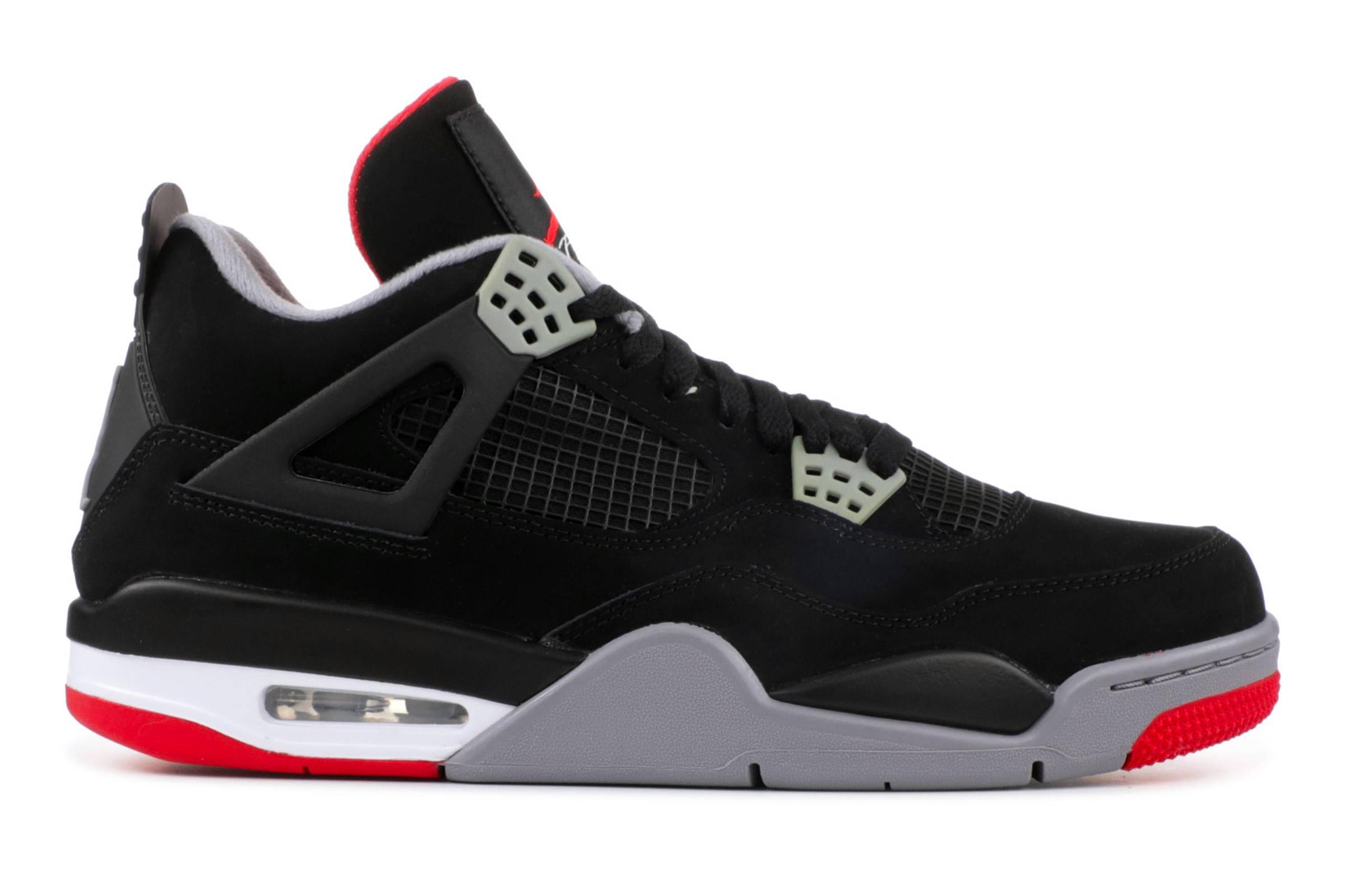 "Air Jordan IV ""Black Cement"""