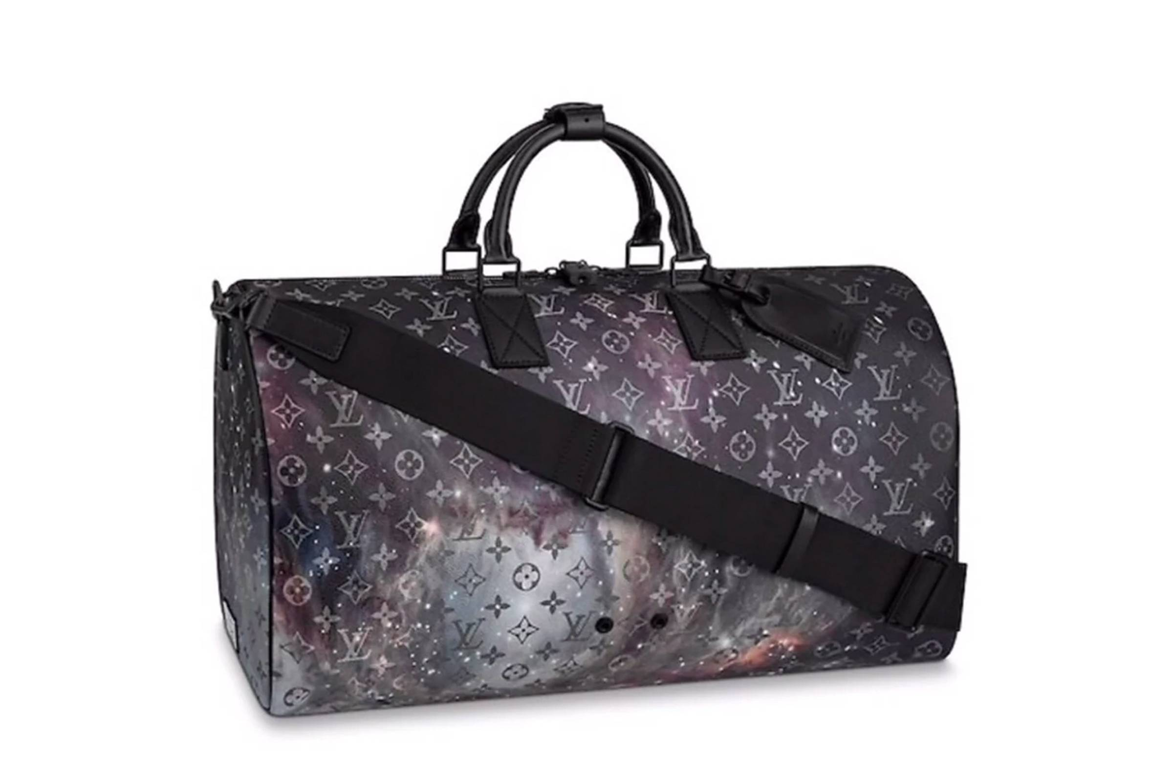 Louis Vuitton Keepall Bandouliere 50 Monogram Galaxy