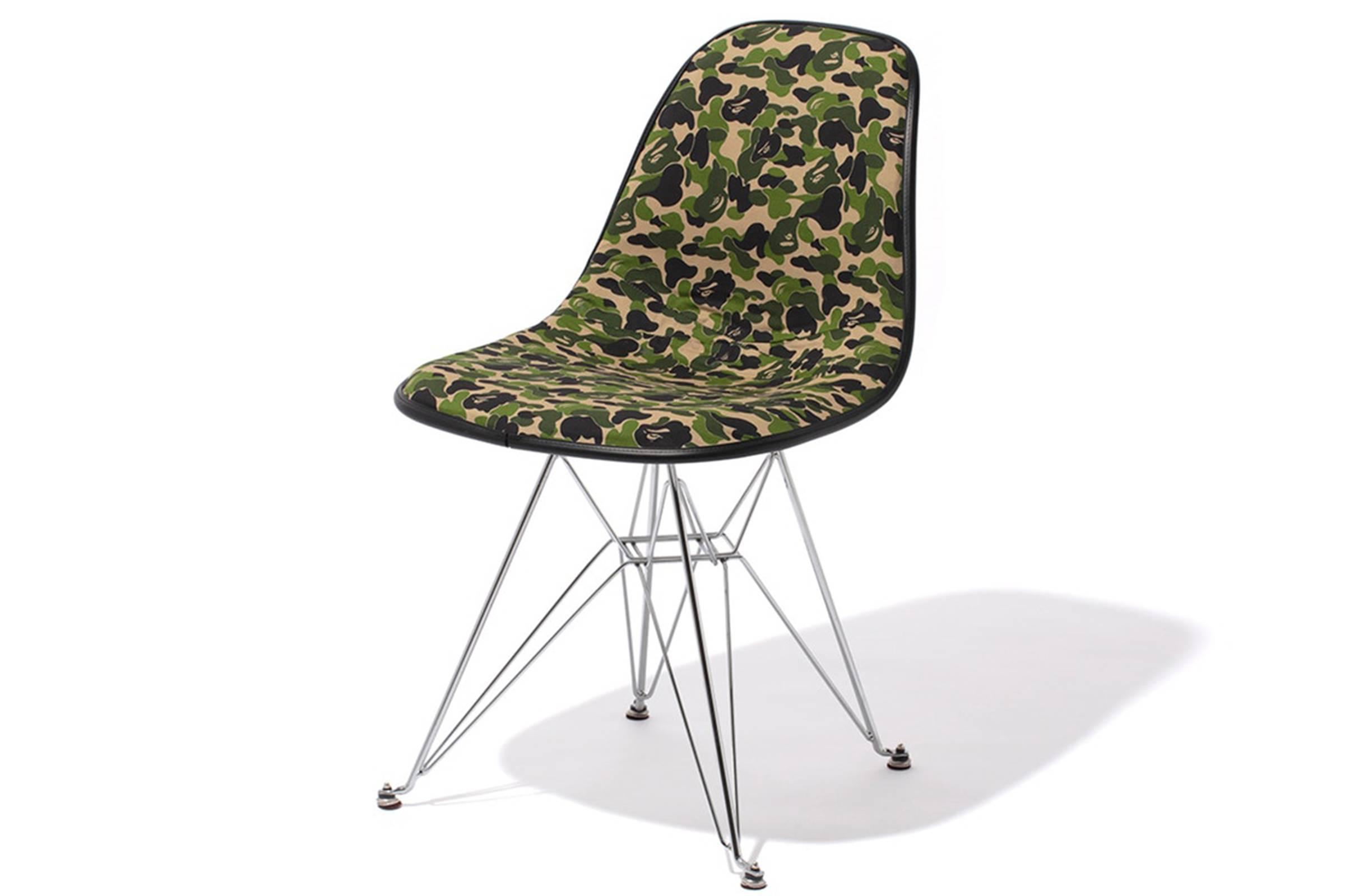 Bape x Modernica Chairs