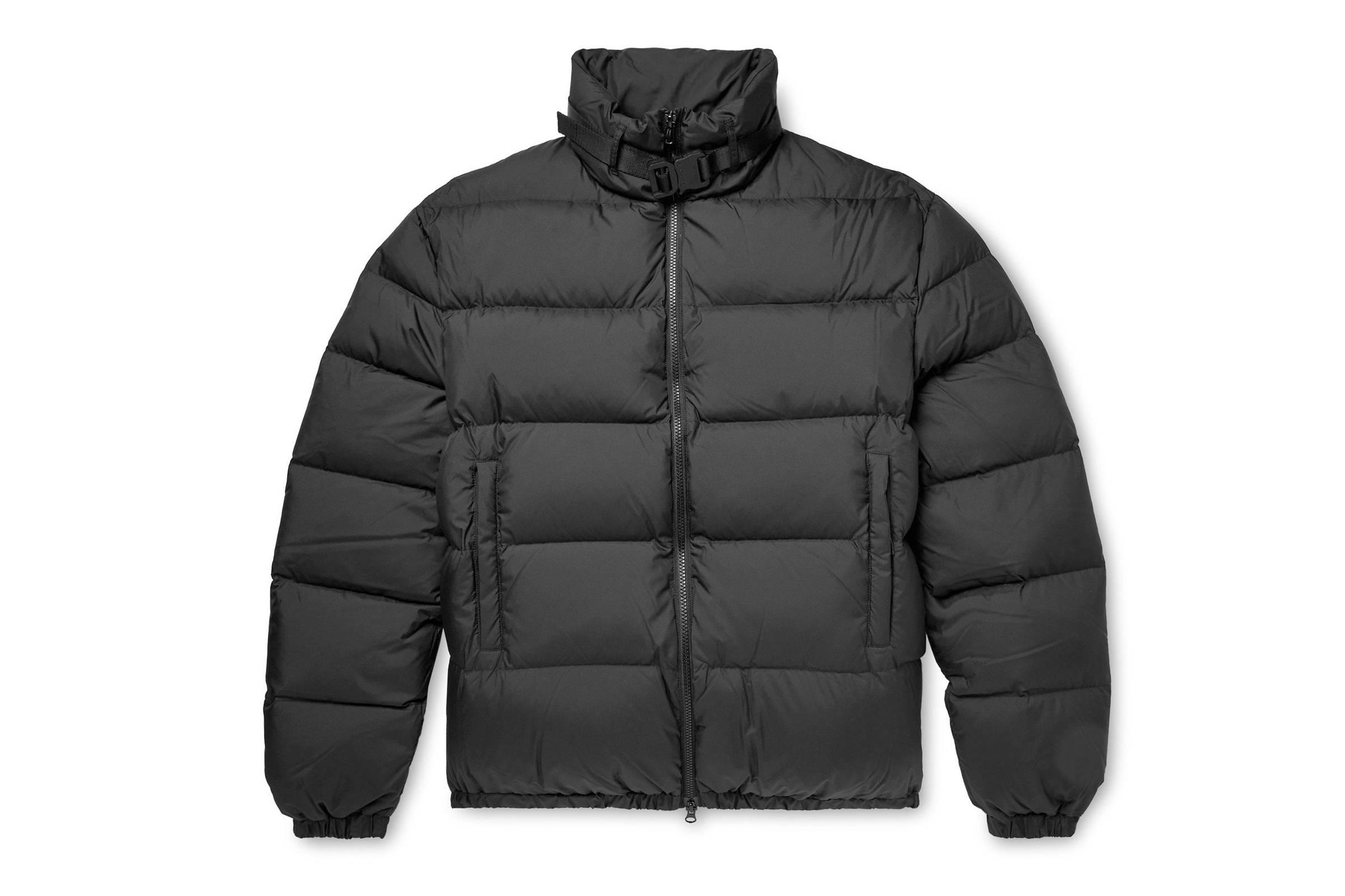 1017 ALYX 9SM Buckle Puffer Jacket