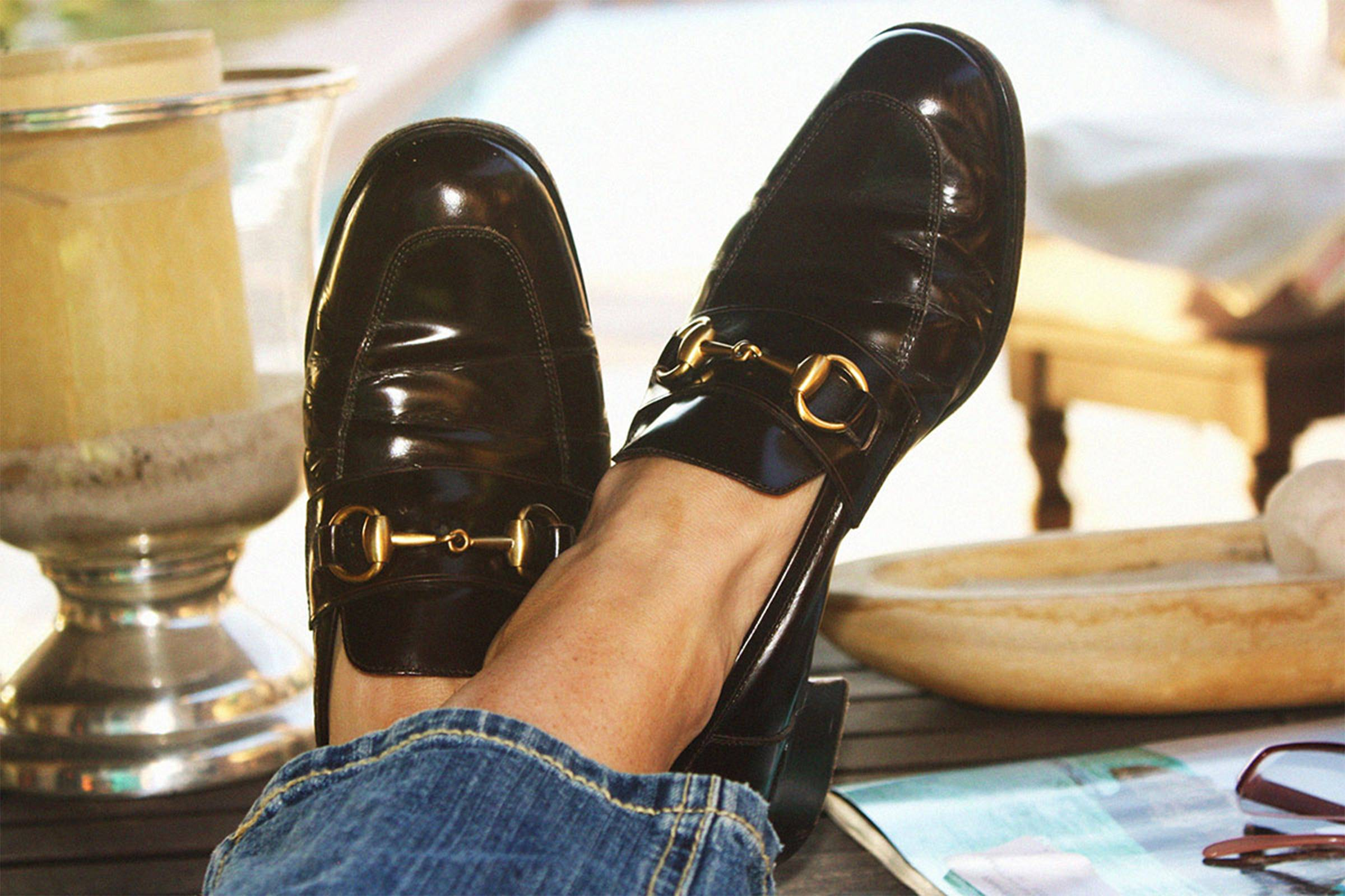 e70710337 Slipping Into Something More Comfortable: One Hundred Years of the Modern  Loafer