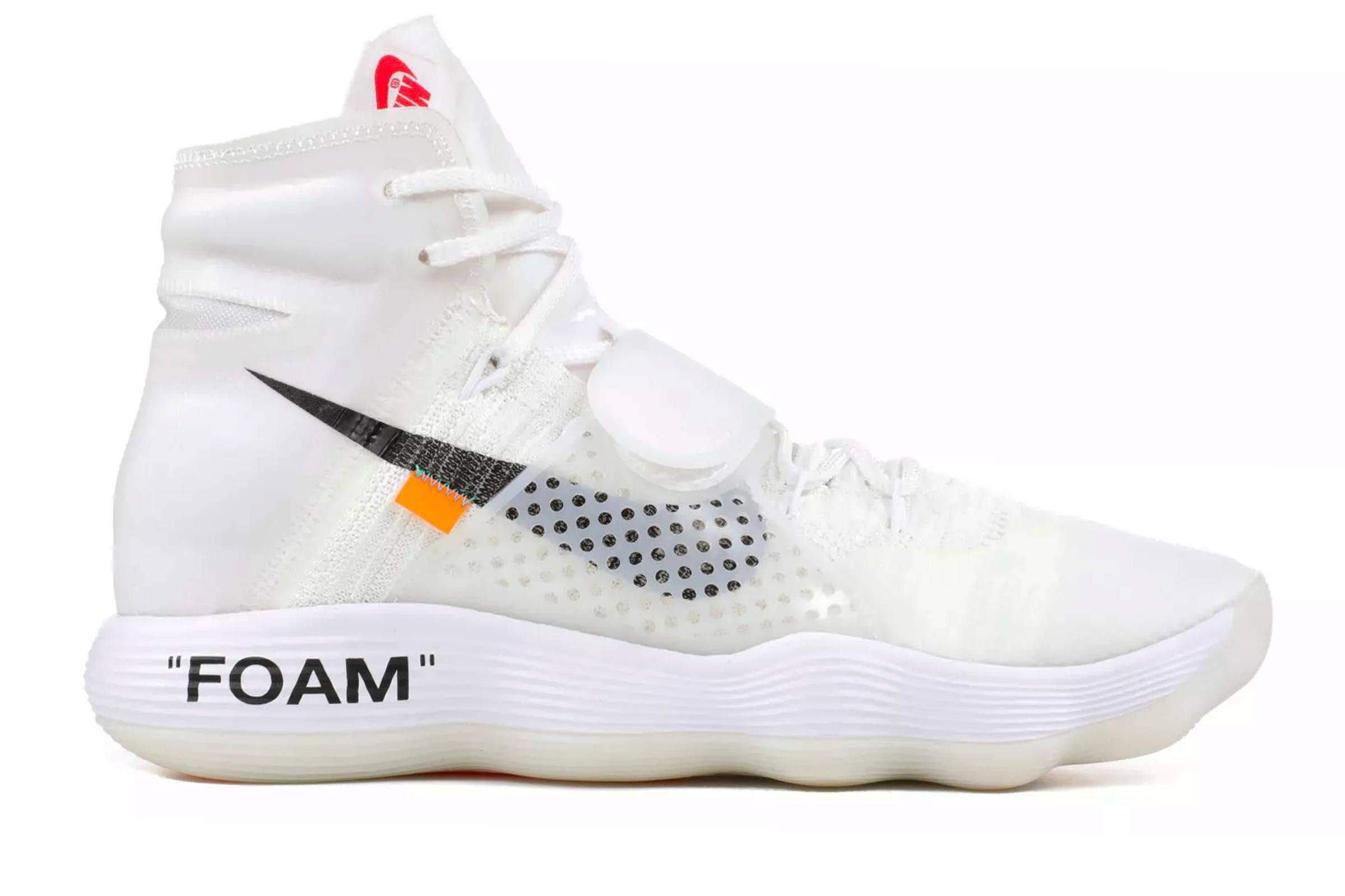 """Off-White x Nike Hyperdunk Flyknit """"The Ten"""""""