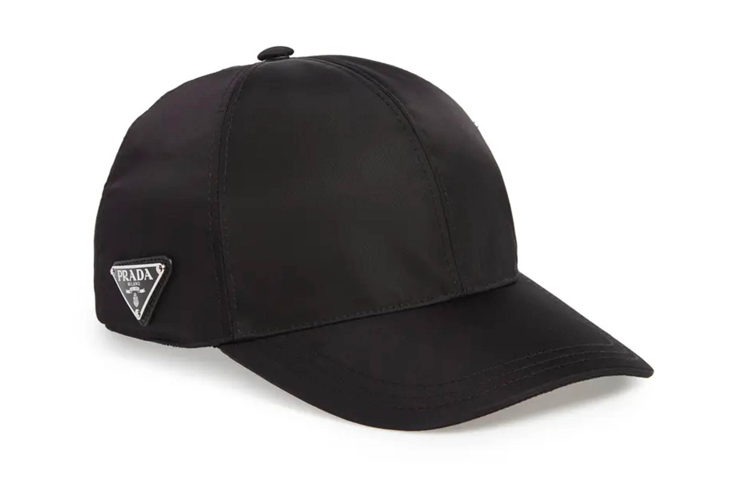Prada Nylon Baseball Cap