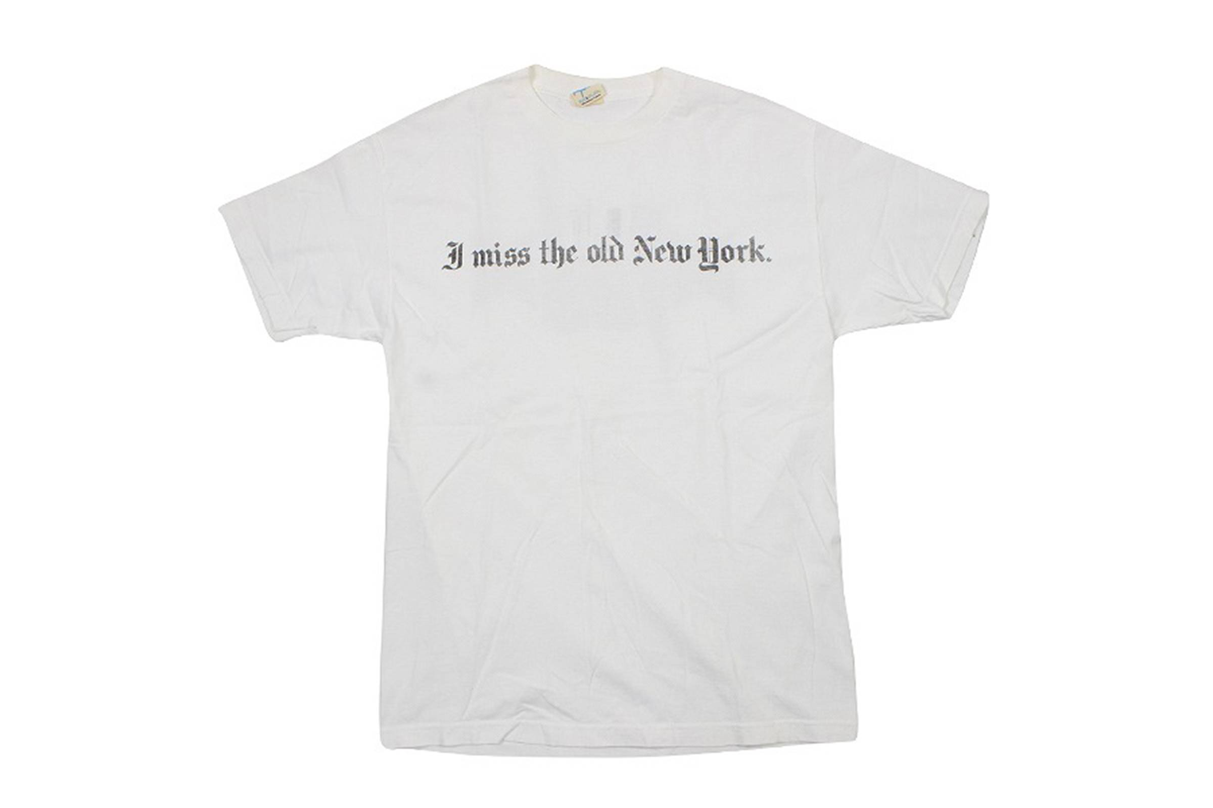 "Recon ""I Miss the Old New York"" T-Shirt"