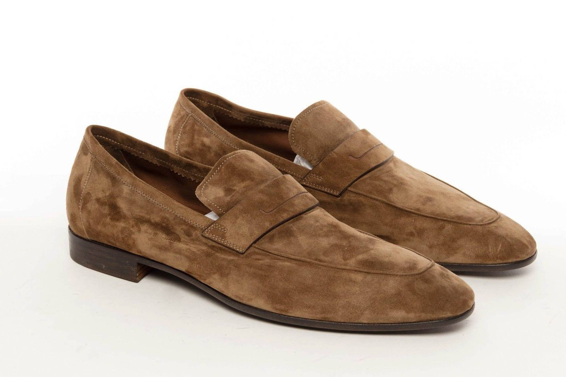 """Berluti """"Andy"""" Penny Loafer"""