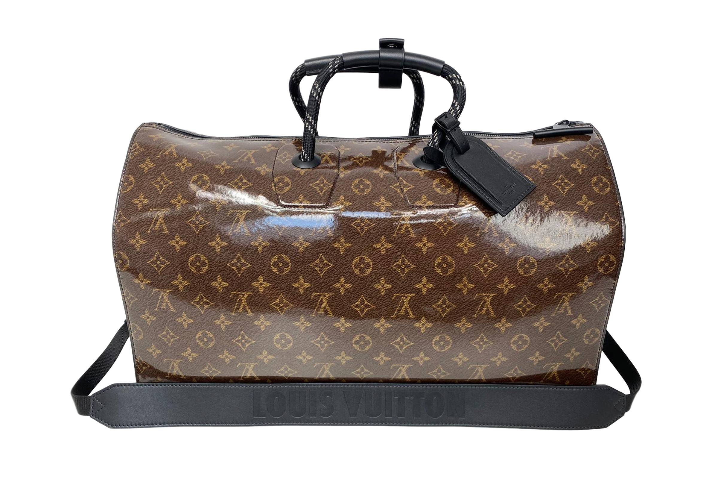 Louis Vuitton Spring/Summer 2018 Monogram Glaze Keepall 50