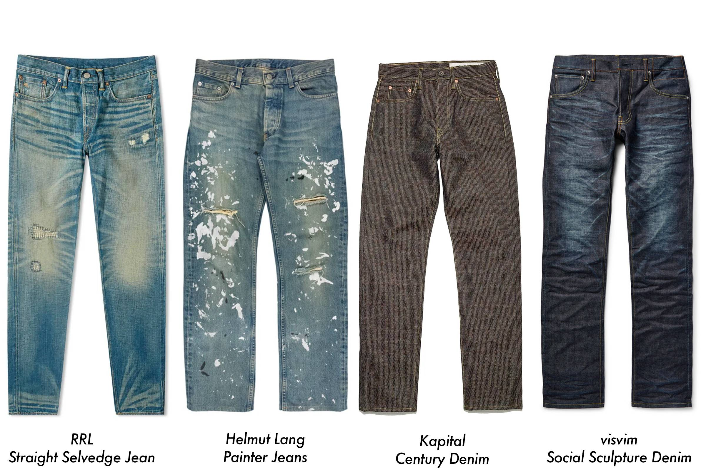 Best Straight Leg Jeans For Men