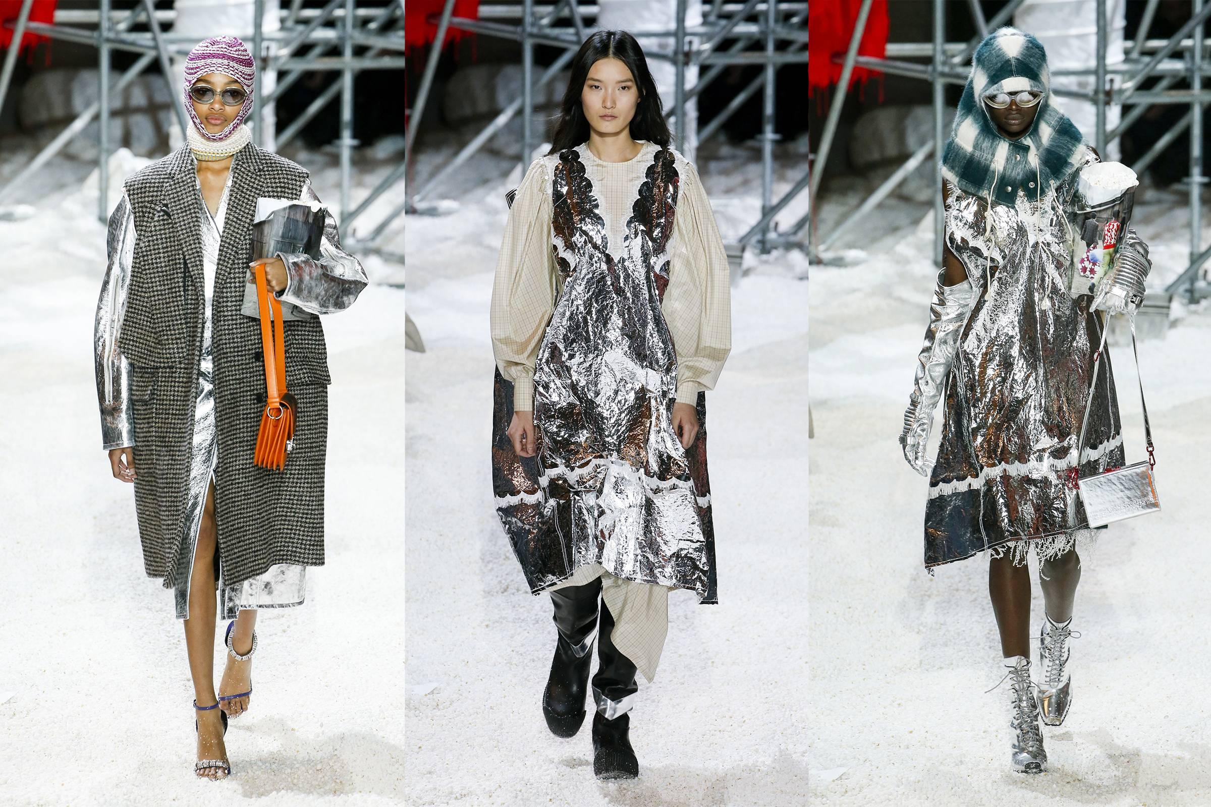 Calvin Klein Fall/Winter 2018 ready-to-wear collection
