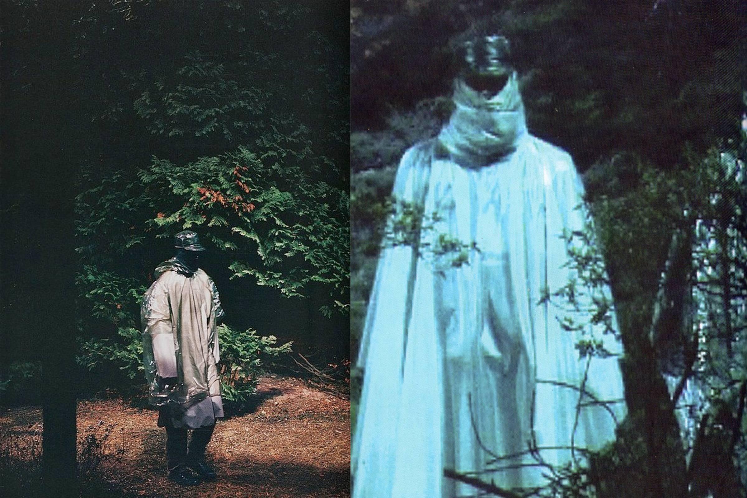 """Autumn/Winter 2002 """"Virginia Creeper"""""""