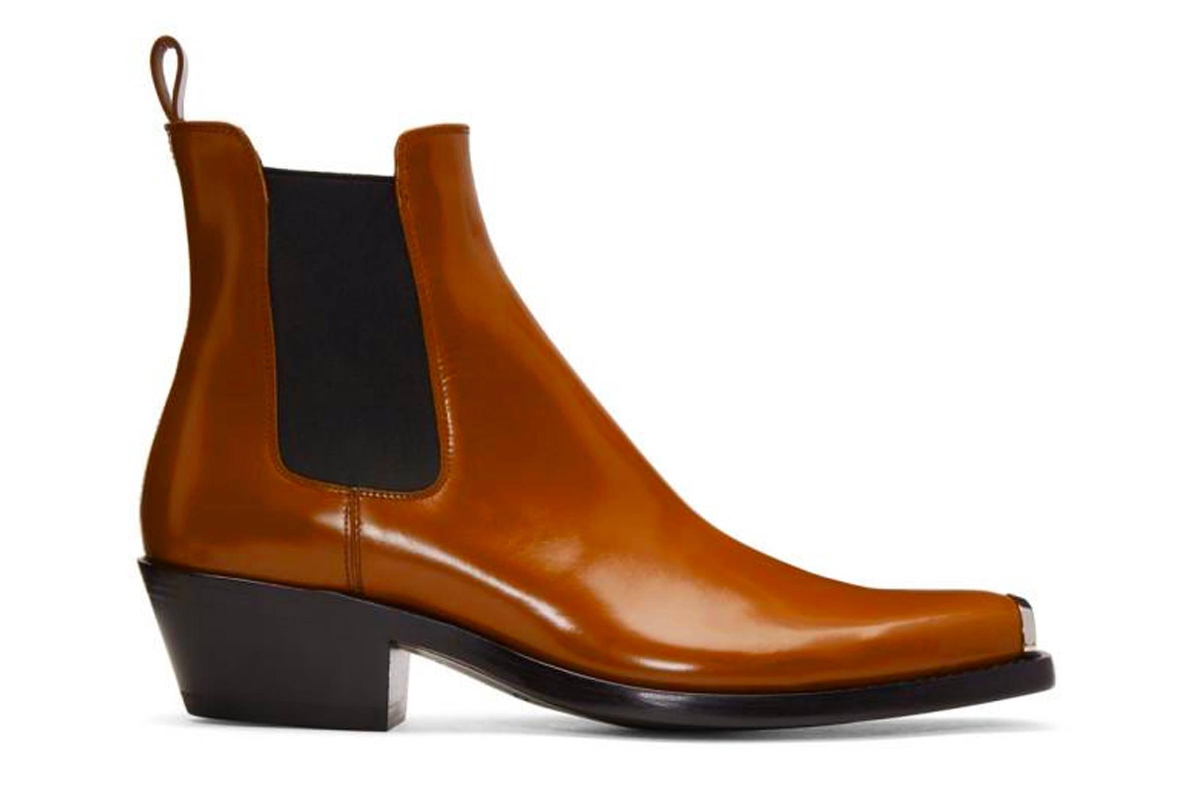 Calvin Klein 205W39NYC Chris Boot