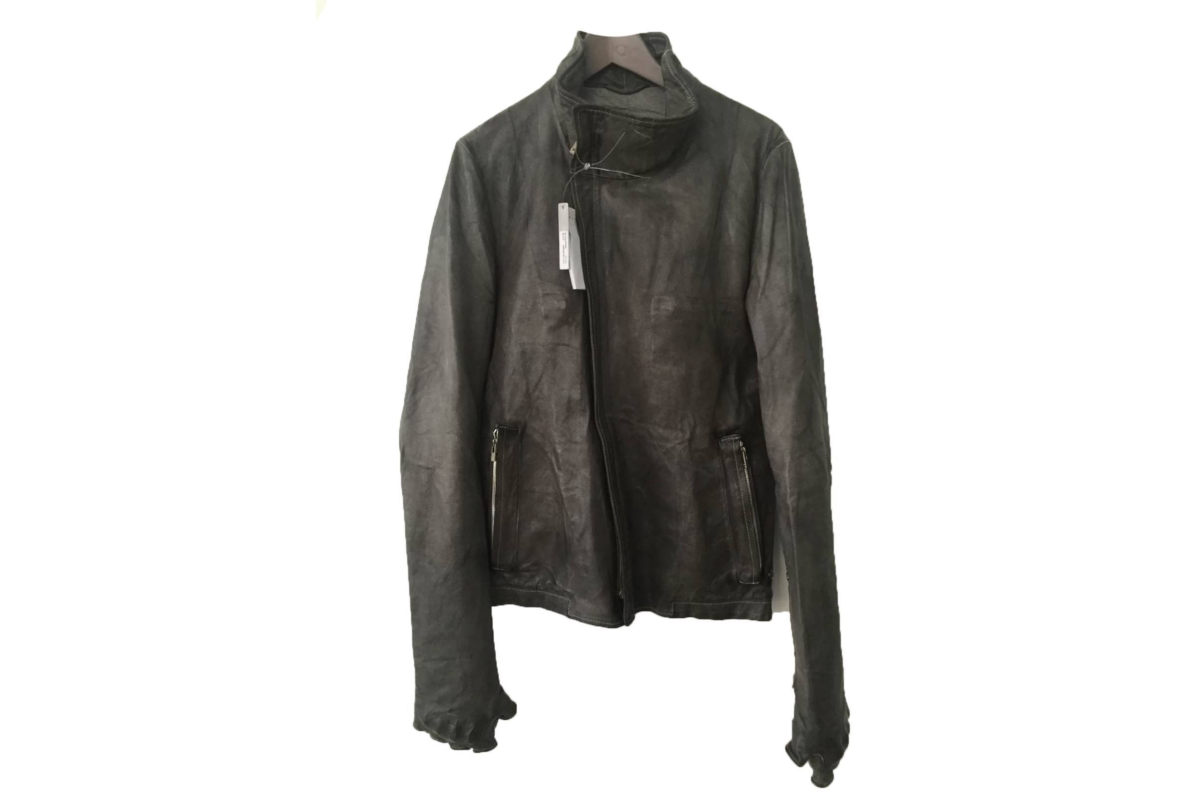 Carol Christian Poell Gloved Leather Jacket