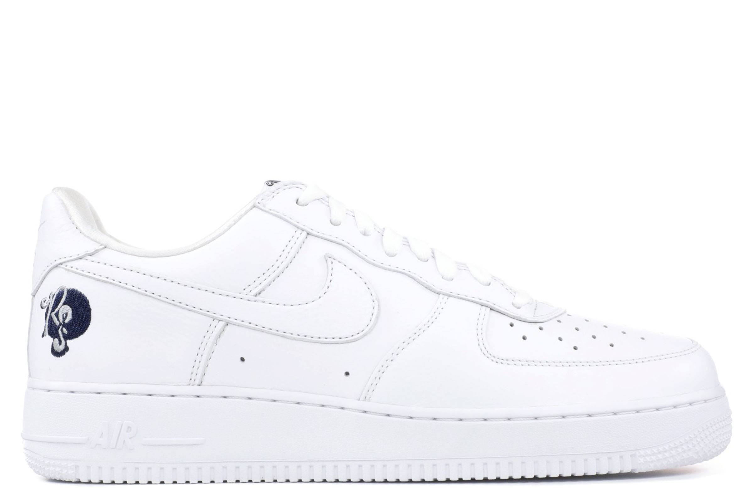 half off d652e 7b6d5 There had to be an all-white Air Force 1 on this list, and the Roc-A-Fella  joint was pretty much a no-brainer. The clean, crisp white leather makeup  make ...