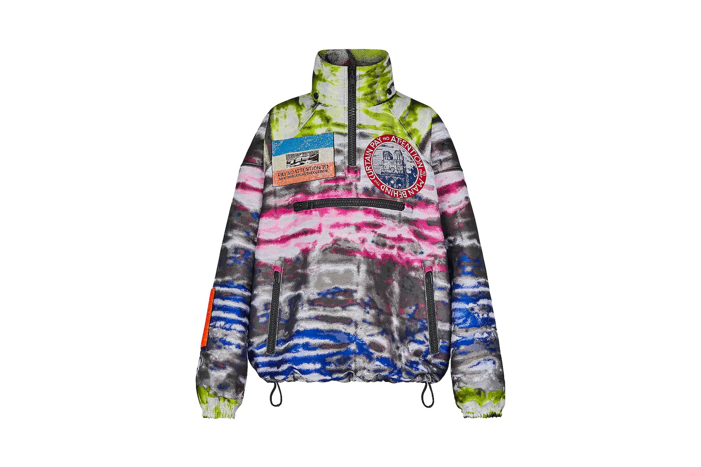 Louis Vuitton Patch Graphic Anorak