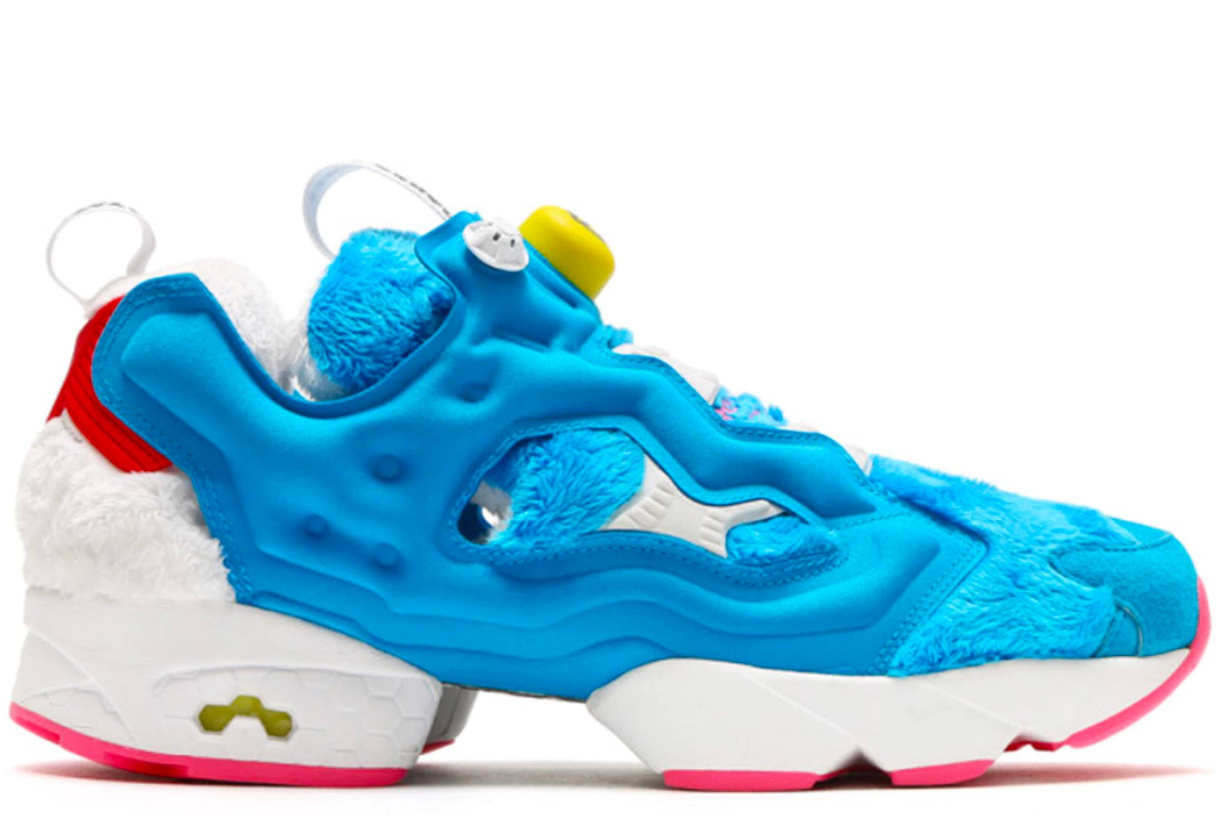 new arrivals 565a0 b324c atmos x Reebok InstaPump Fury Doraemon. In 2008, the retailer famously teamed  up ...