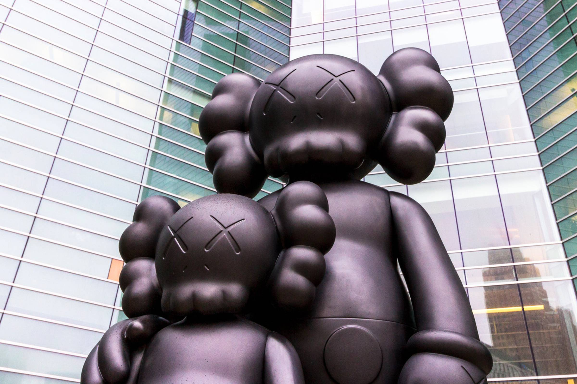 a23e38018544 The Intersection of Art and Streetwear  The Legacy of KAWS - Kaws ...