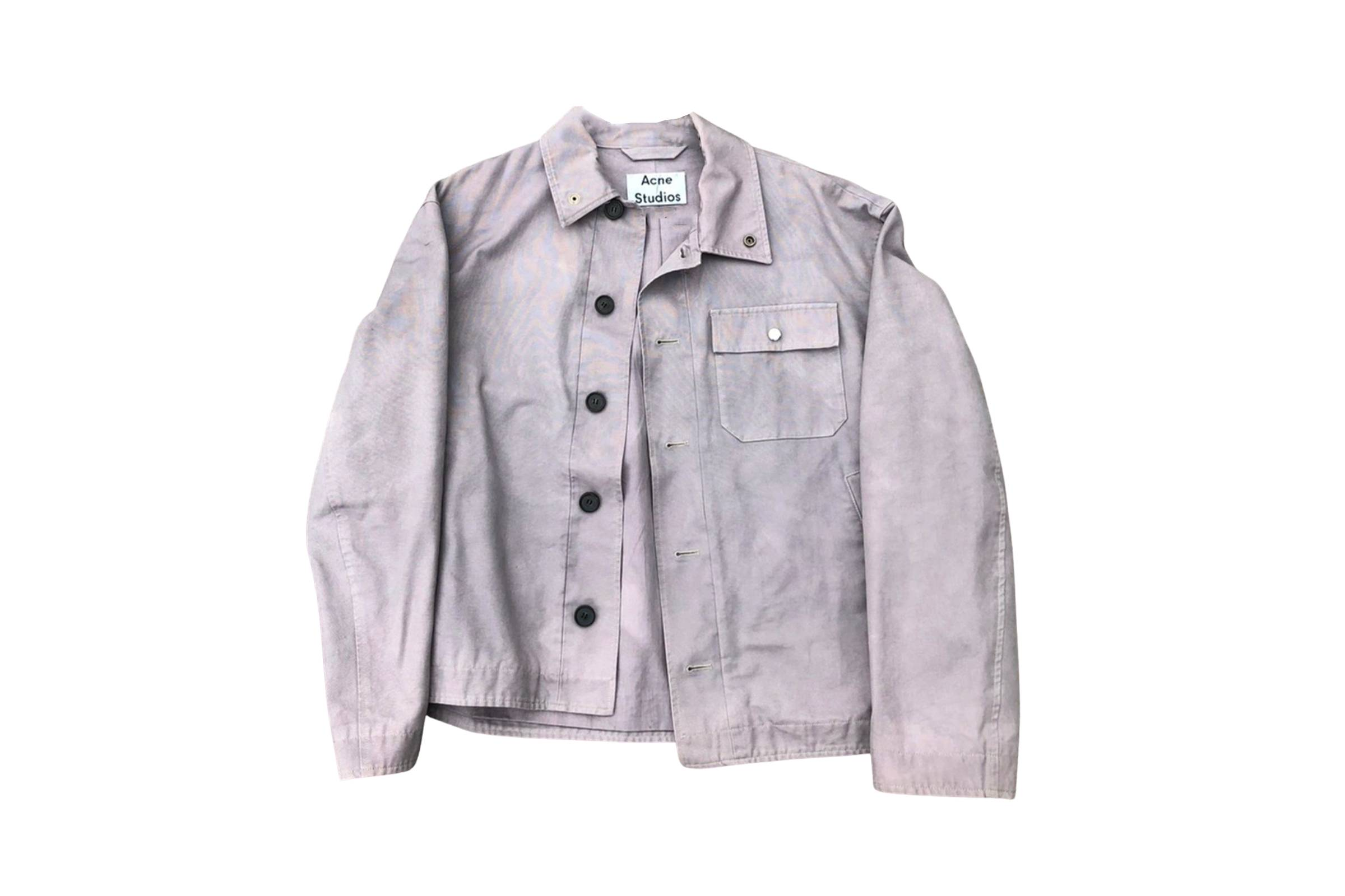 Acne Studios Workwear-Inspired Jacket