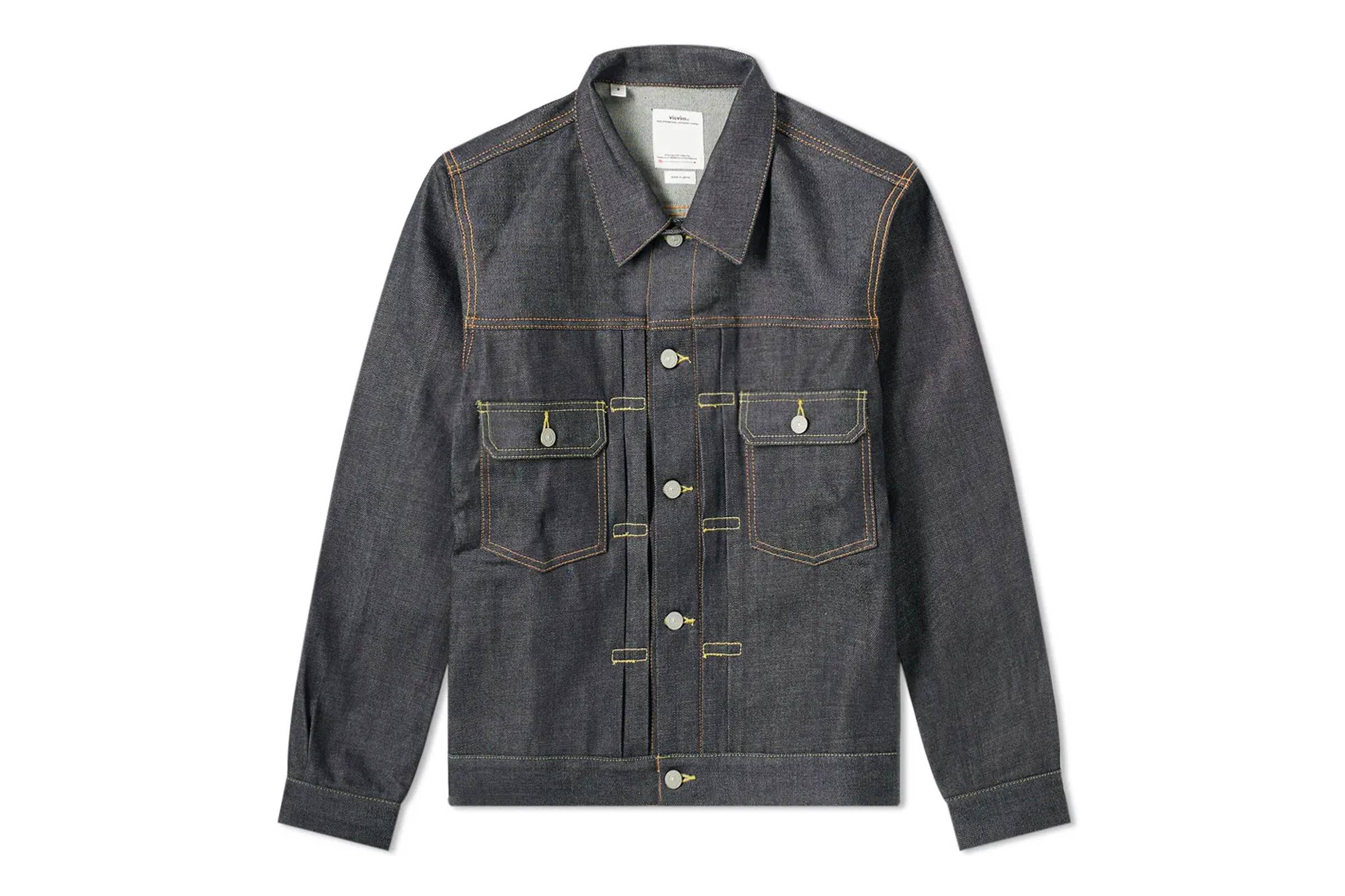 Visvim 101 Denim Jacket