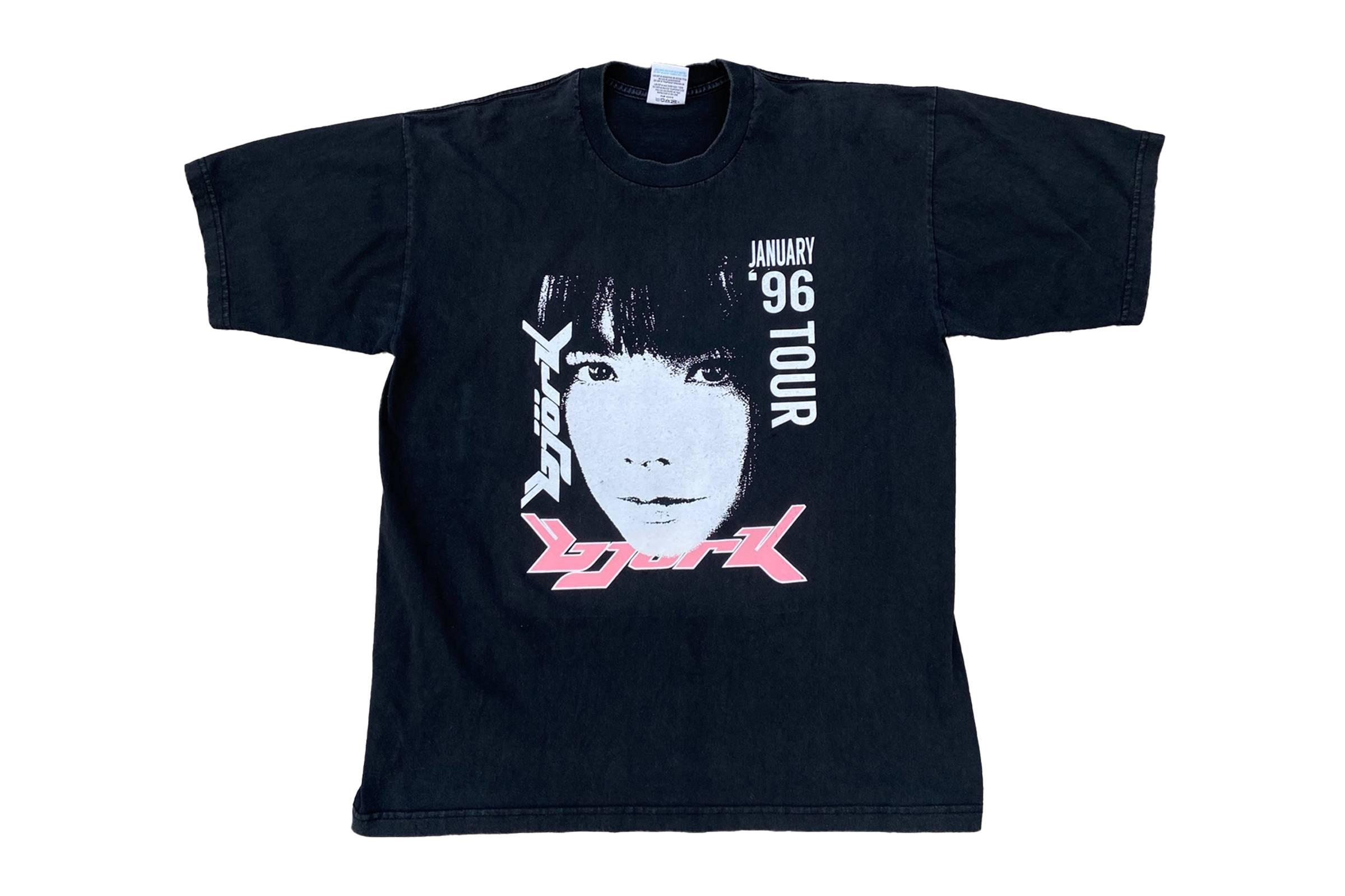 Björk 1996 Tour Tee (Reprint)