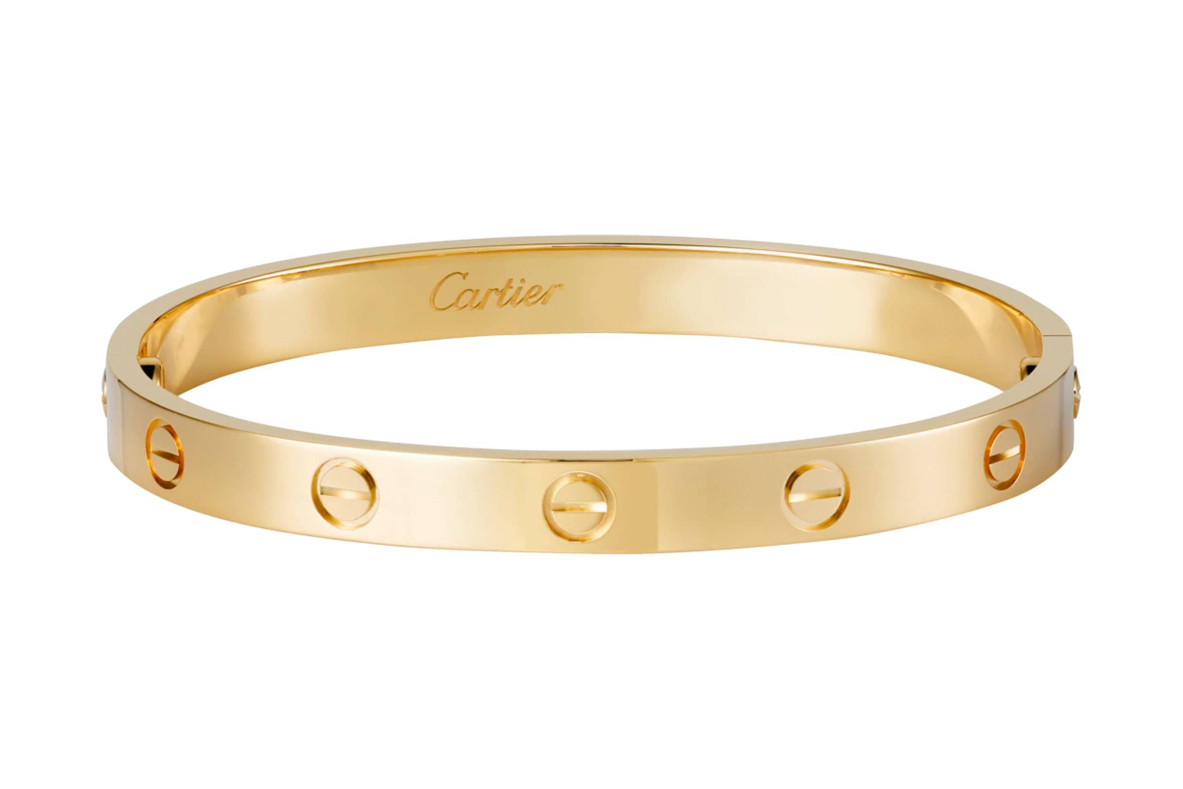 Cartier Love Bracelet