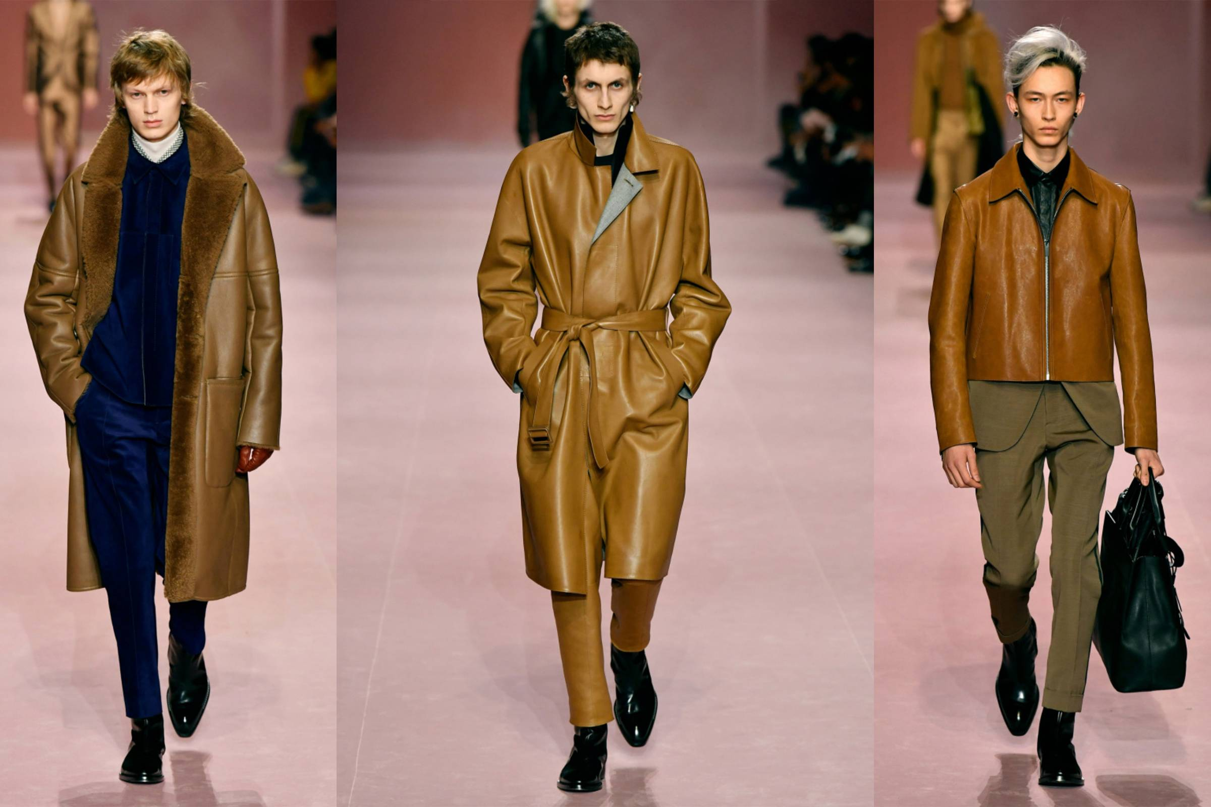 Berluti's Buttery Leathers