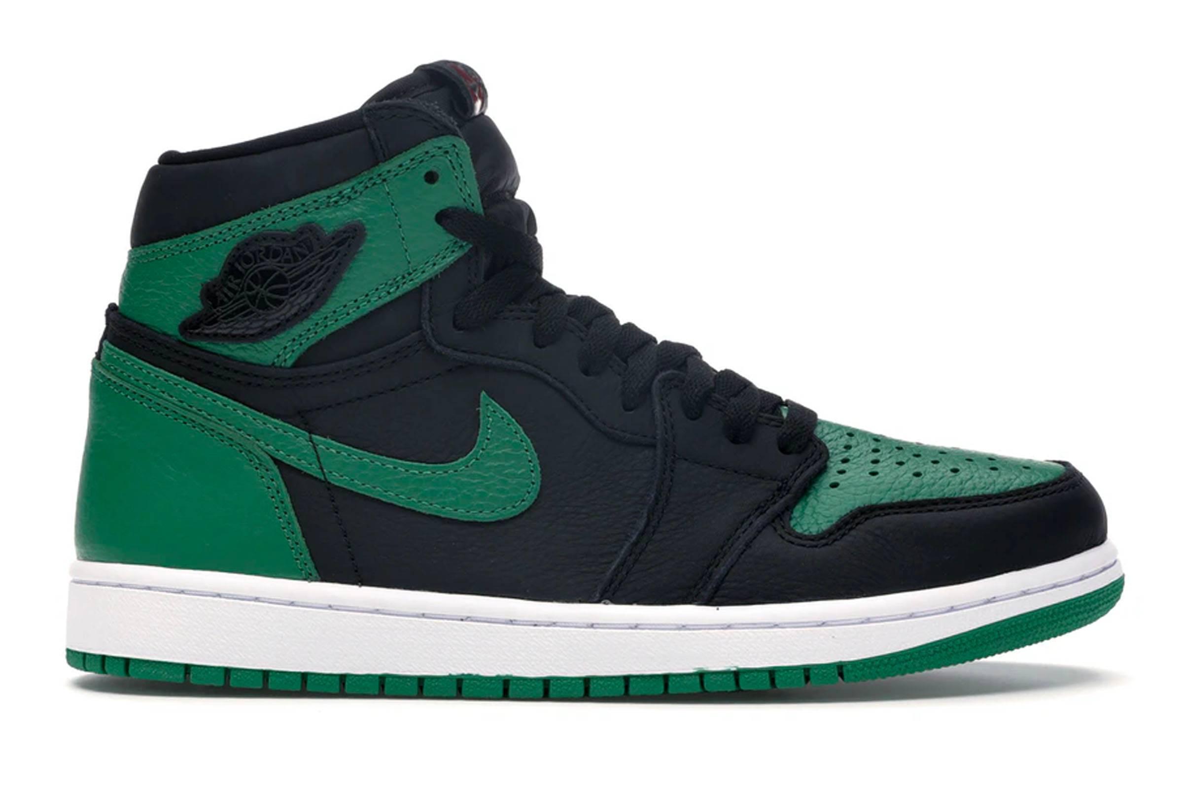 """Jordan 1 """"Pine Green"""""""