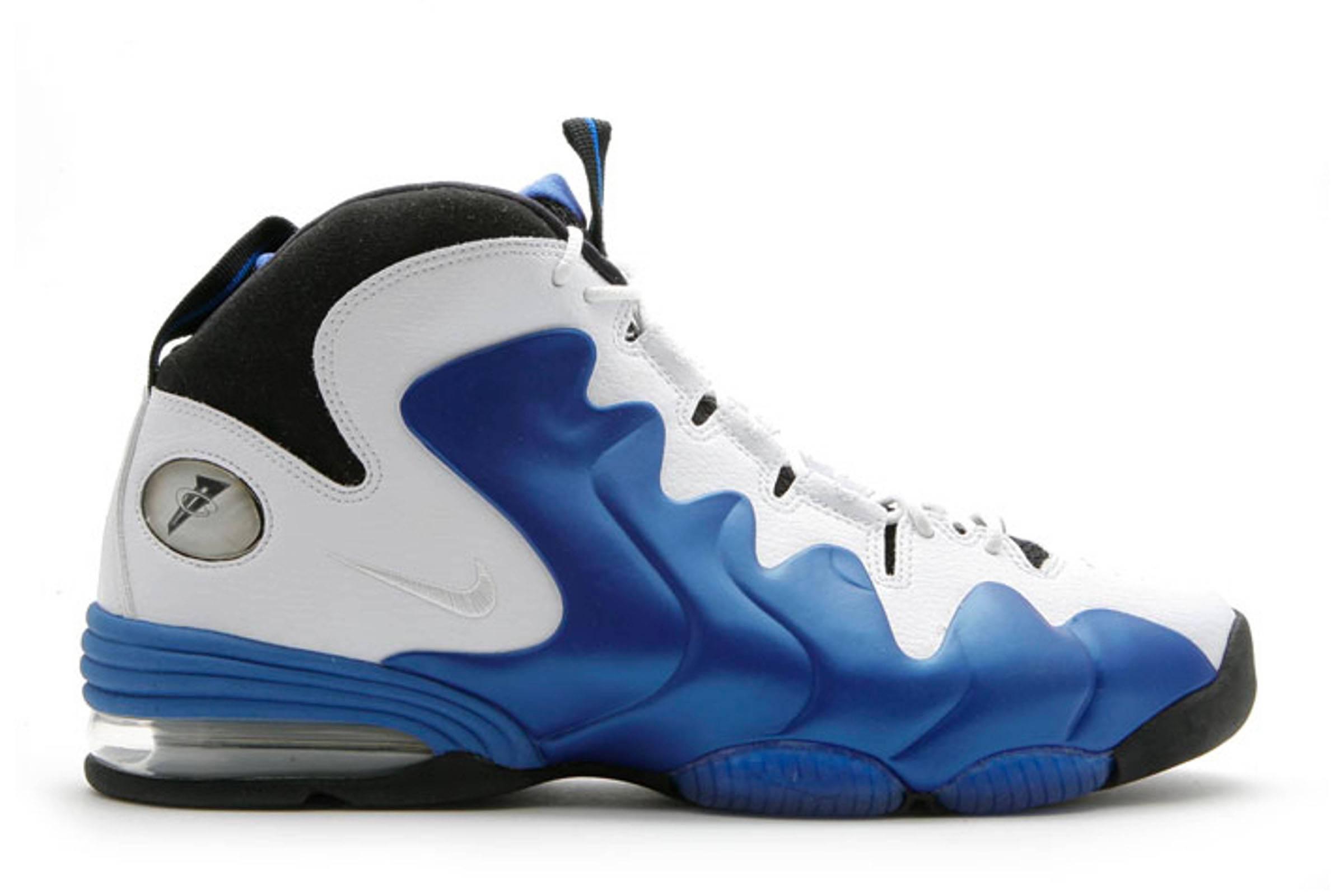 "Nike Air Penny III ""Royal/White"""