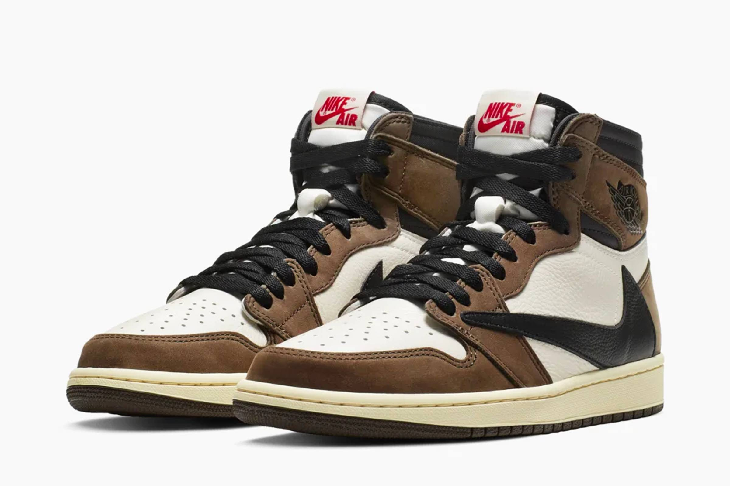 """Air Jordan 1 """"Cactus Jack"""" (2019)"""