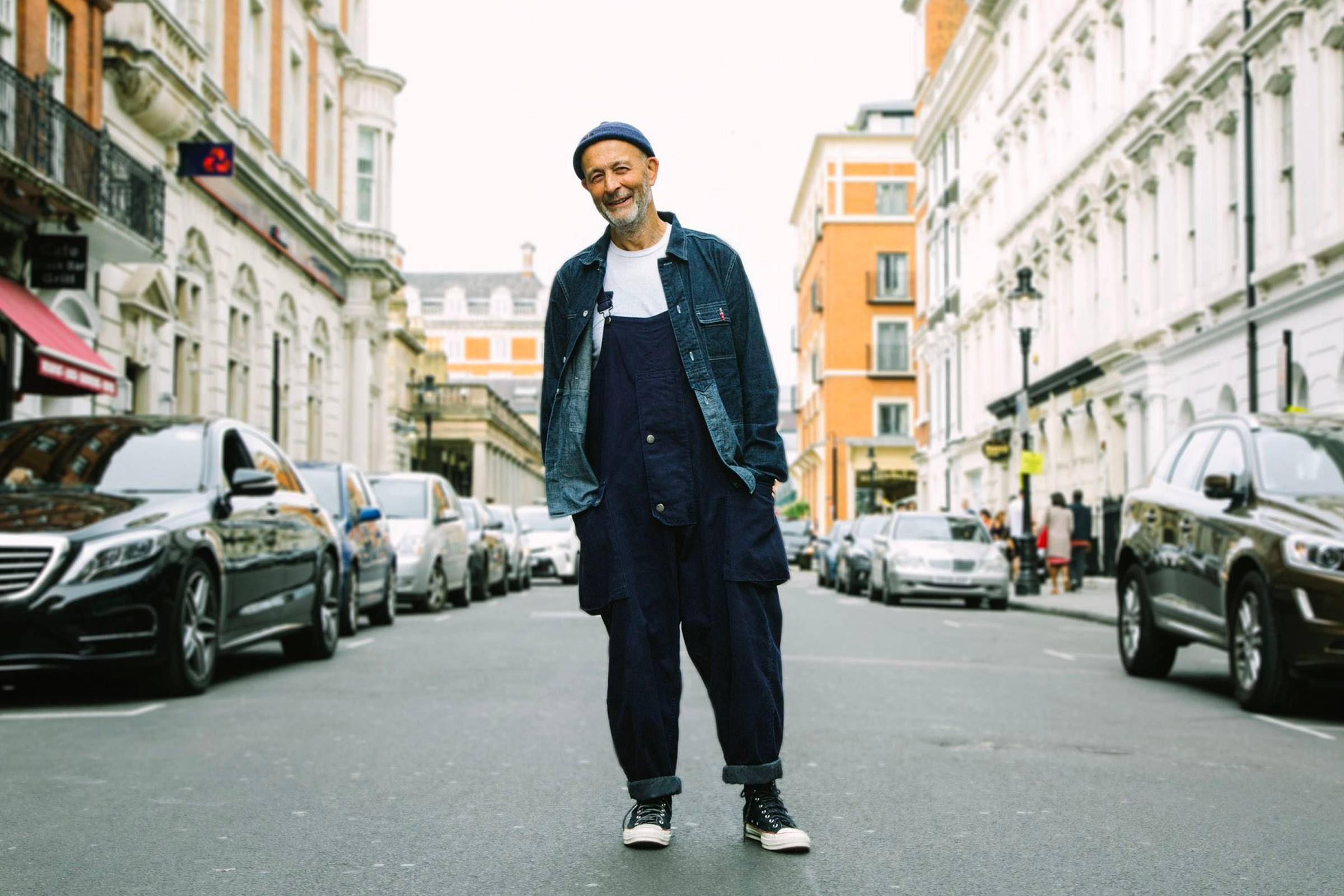 Nigel Cabourn: Drawing the Line between British Authenticity and Imperialism